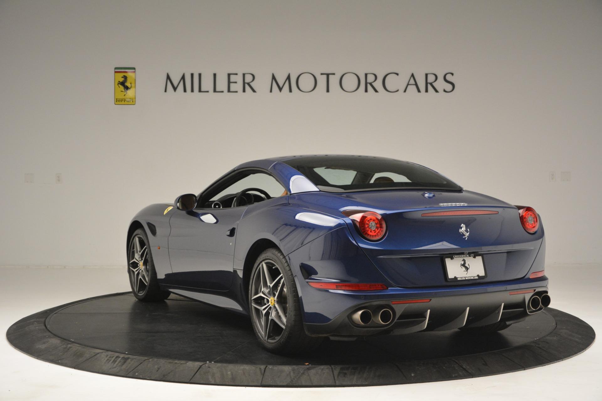 Used 2016 Ferrari California T  For Sale In Greenwich, CT 2773_p17