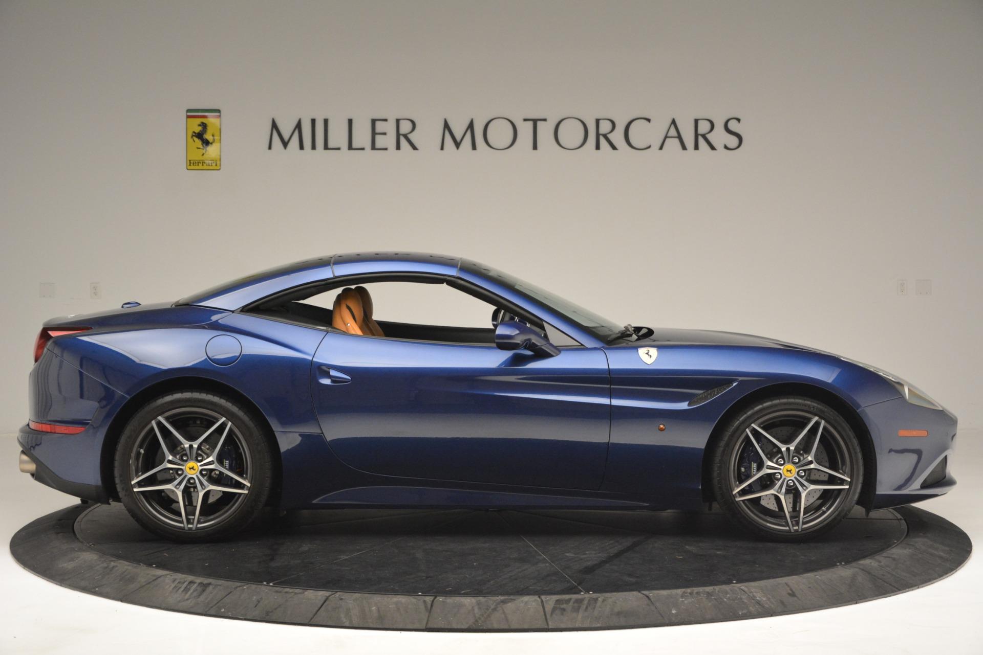 Used 2016 Ferrari California T  For Sale In Greenwich, CT 2773_p21