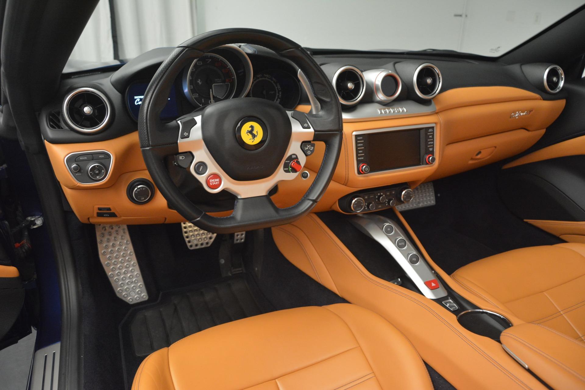 Used 2016 Ferrari California T  For Sale In Greenwich, CT 2773_p25
