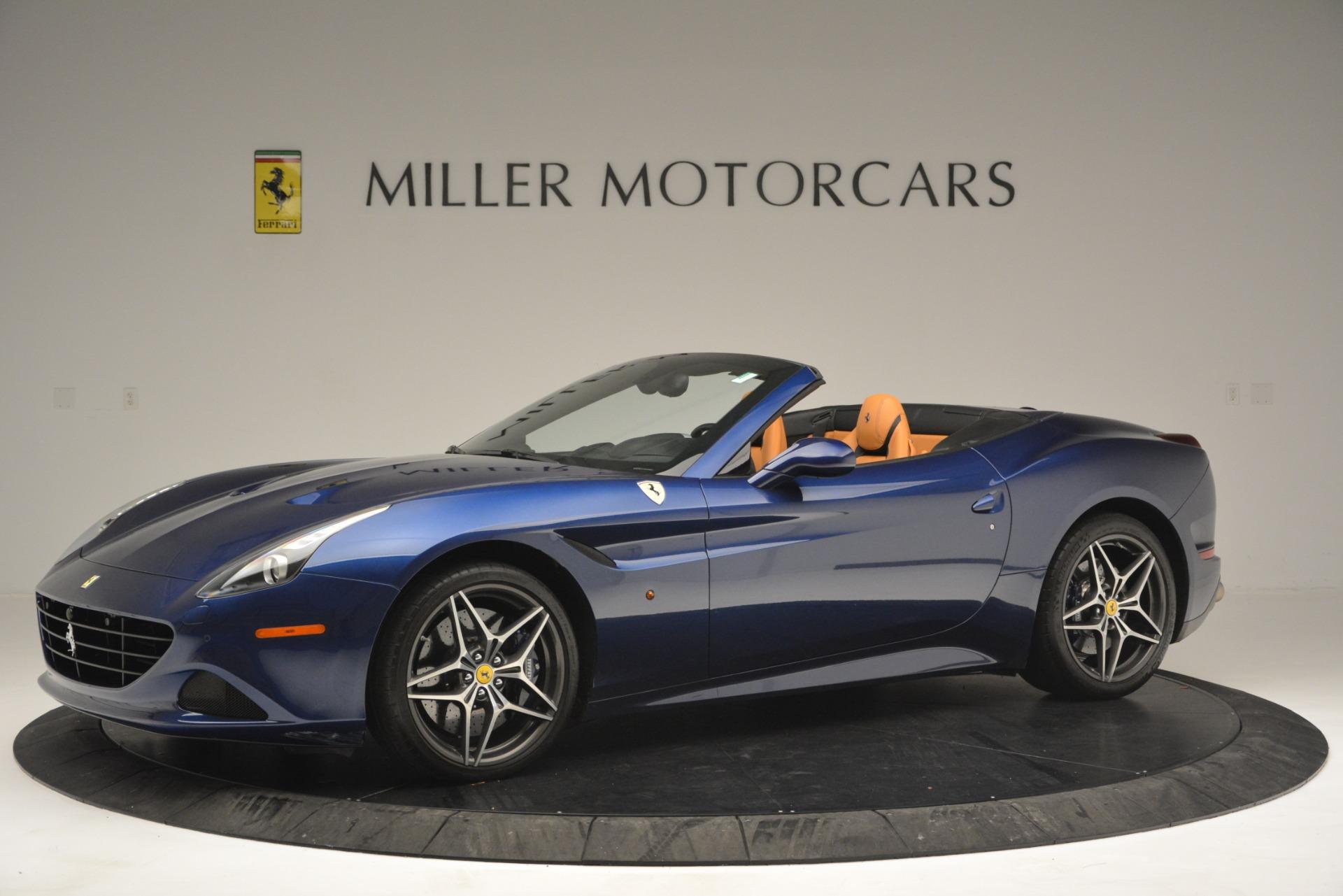 Used 2016 Ferrari California T  For Sale In Greenwich, CT 2773_p2