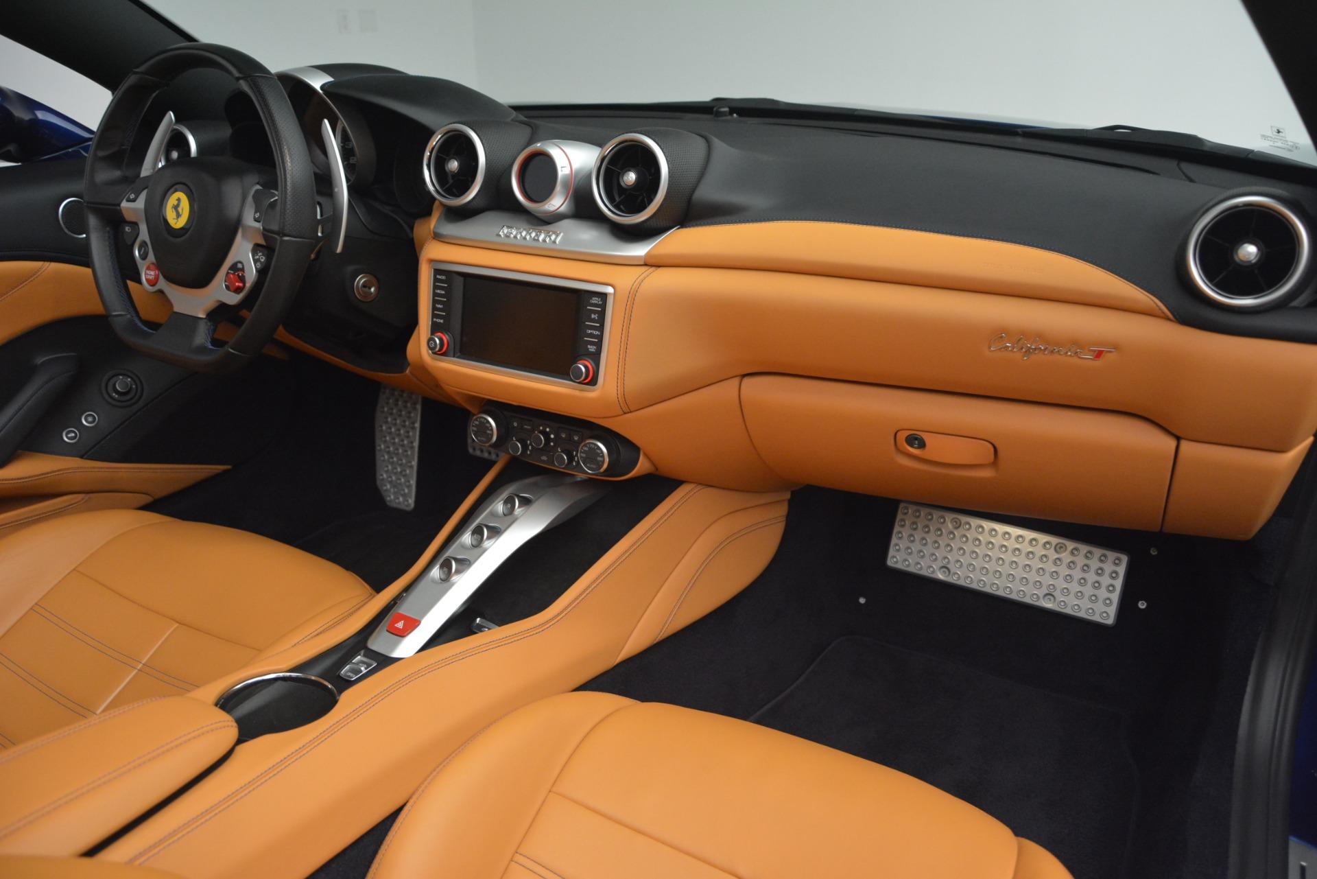 Used 2016 Ferrari California T  For Sale In Greenwich, CT 2773_p30