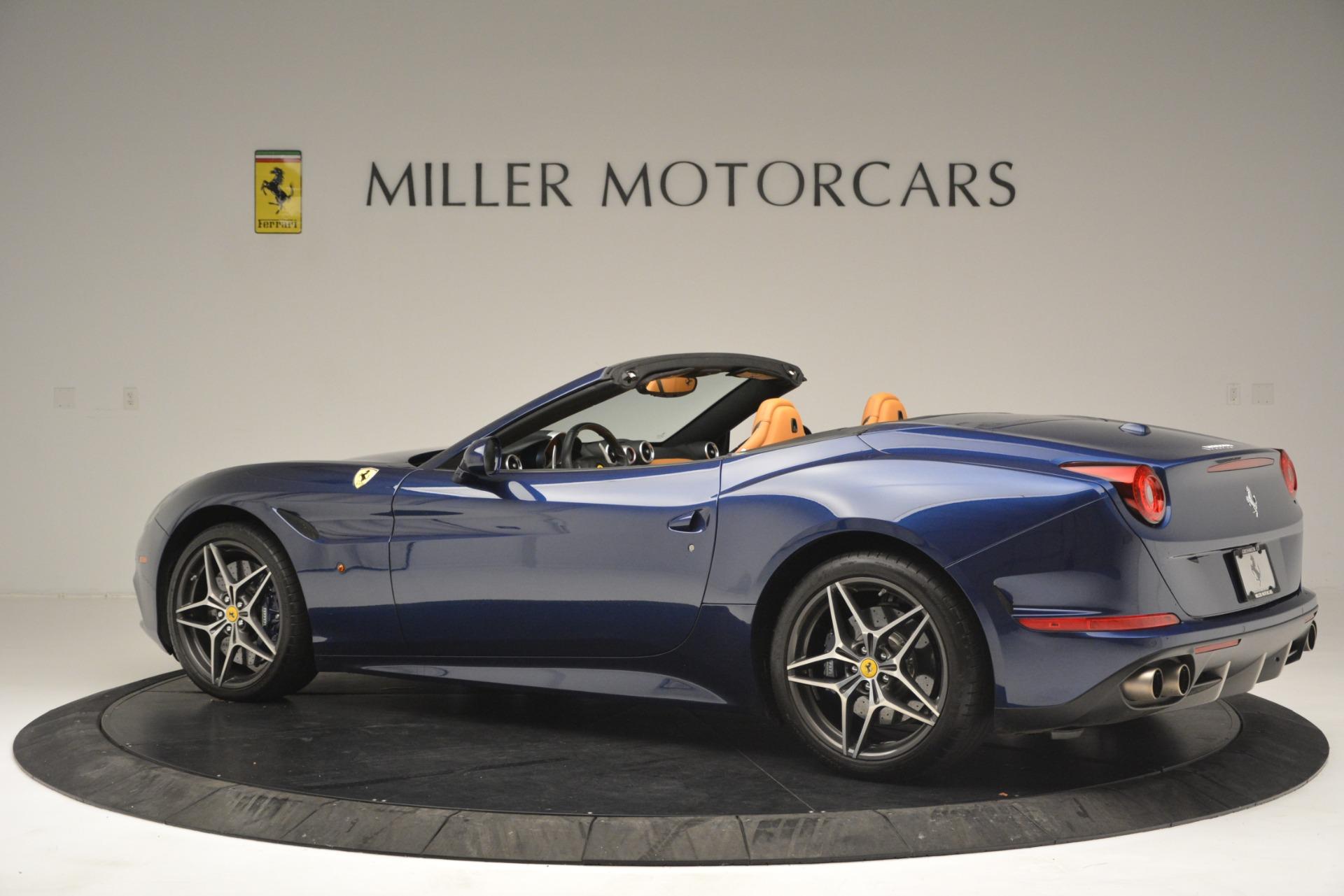 Used 2016 Ferrari California T  For Sale In Greenwich, CT 2773_p4