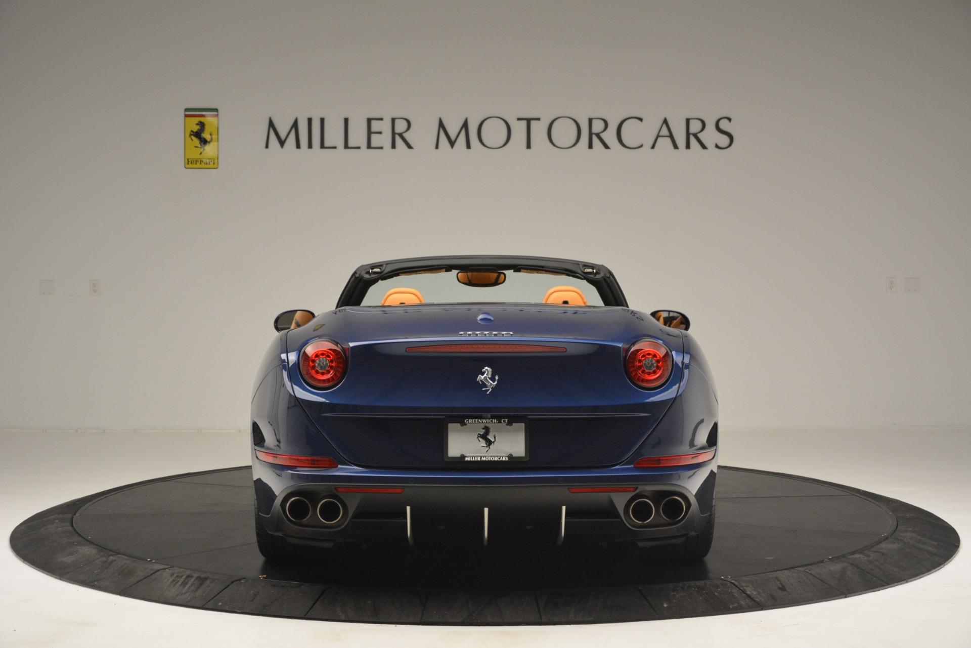 Used 2016 Ferrari California T  For Sale In Greenwich, CT 2773_p6