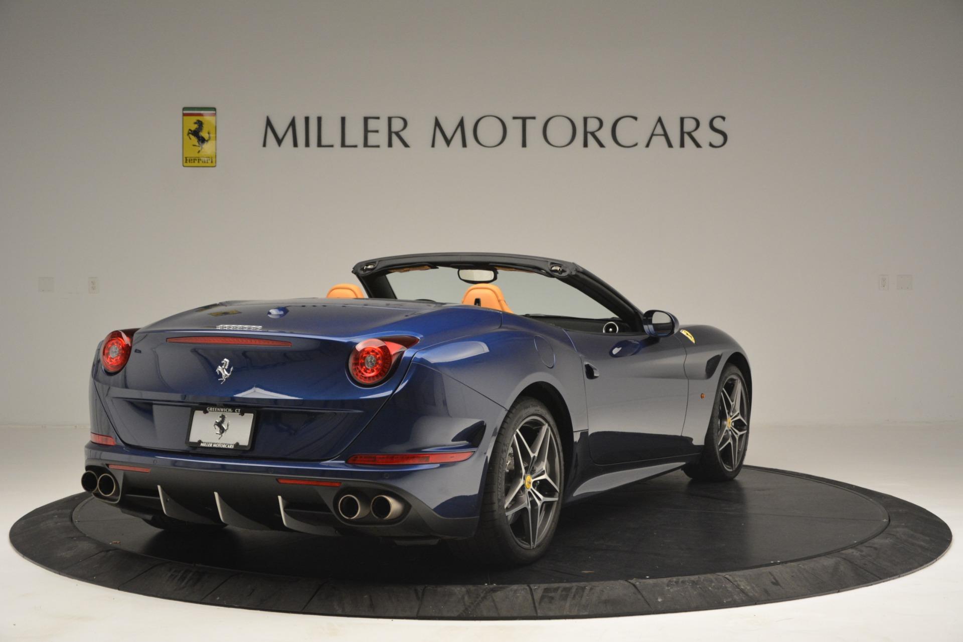 Used 2016 Ferrari California T  For Sale In Greenwich, CT 2773_p7