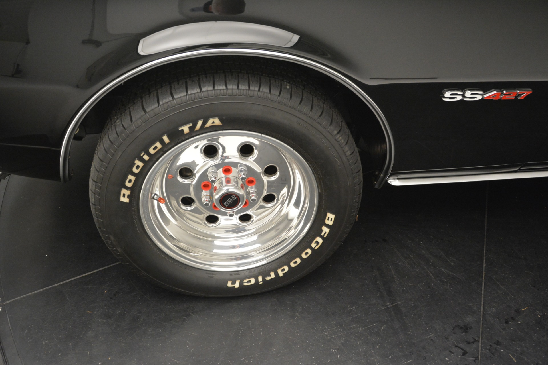 Used 1967 Chevrolet Camaro SS Tribute  For Sale In Greenwich, CT 2775_p35