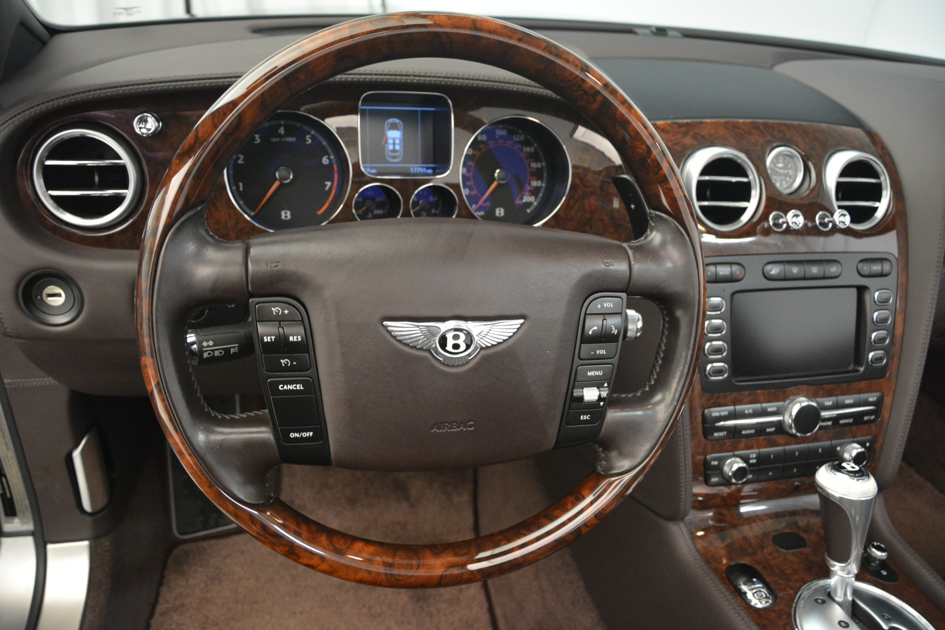 Used 2009 Bentley Continental GT GT For Sale In Greenwich, CT 2778_p26