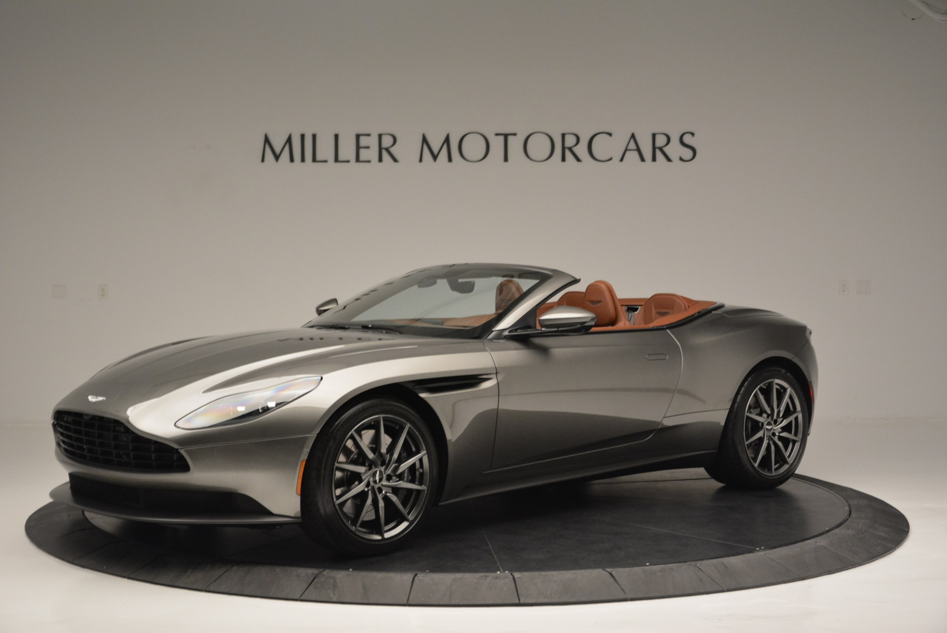 Used 2019 Aston Martin DB11 V8 Convertible For Sale In Greenwich, CT
