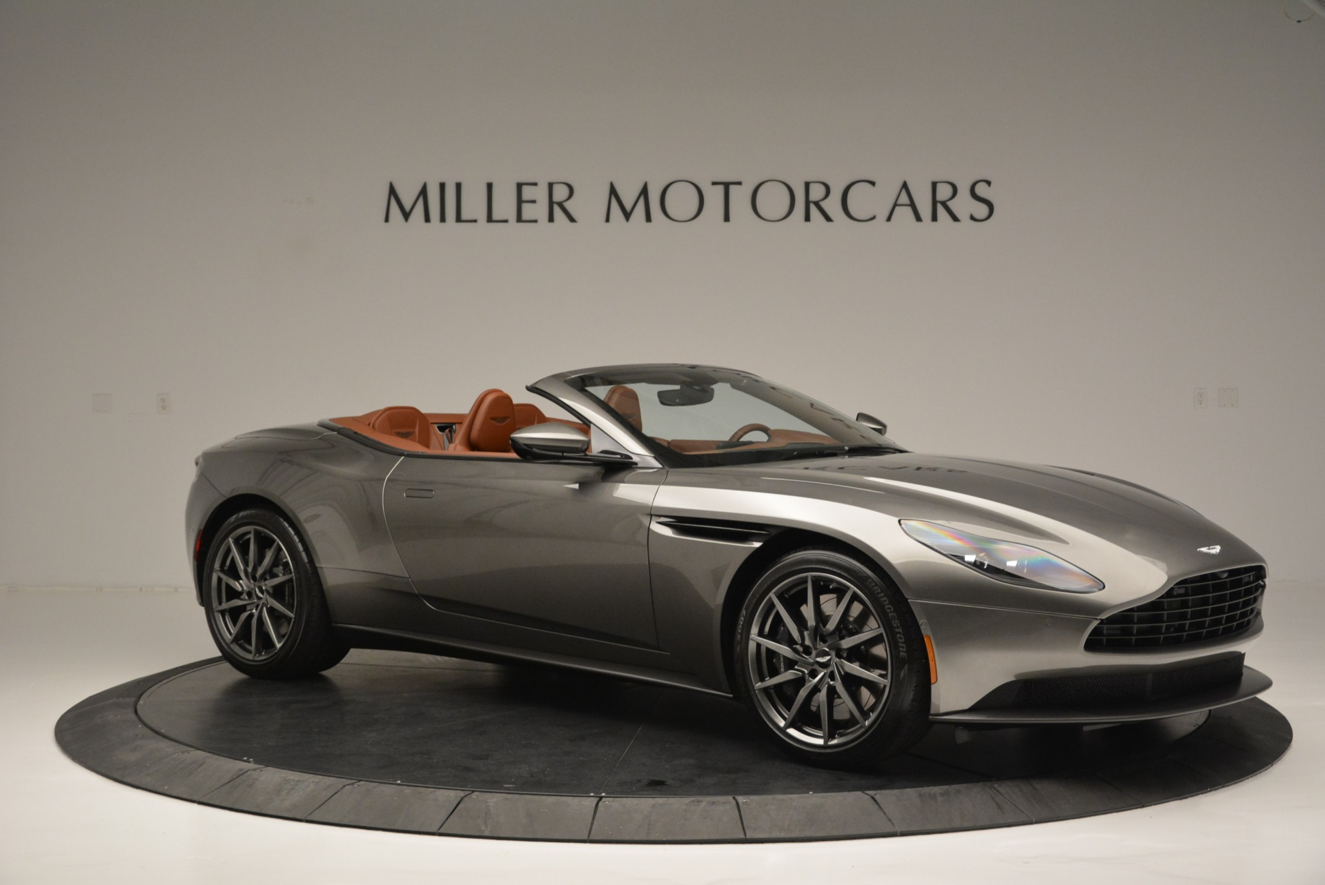 Used 2019 Aston Martin DB11 V8 Convertible For Sale In Greenwich, CT 2779_p10