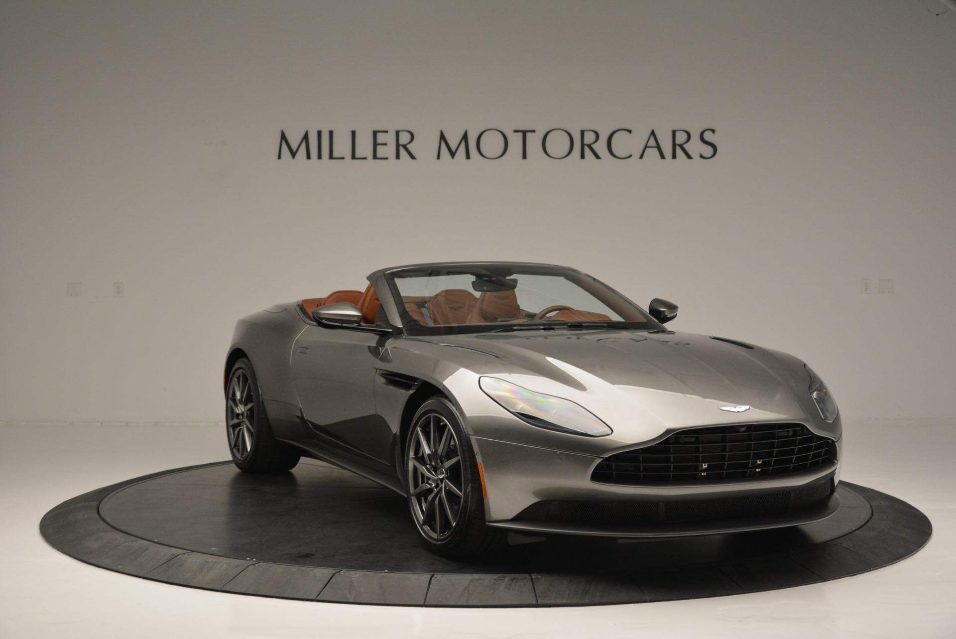Used 2019 Aston Martin DB11 V8 Convertible For Sale In Greenwich, CT 2779_p11