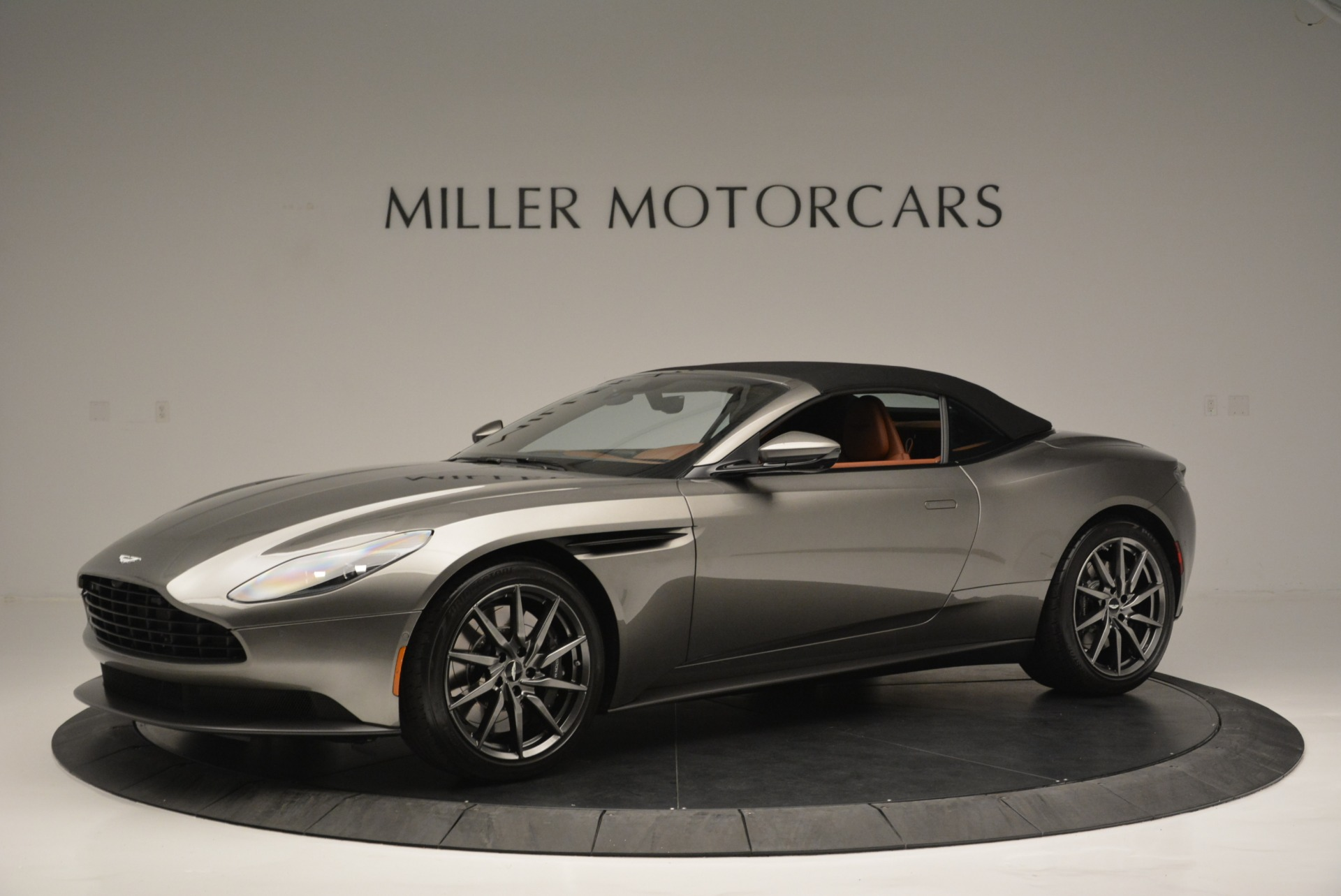 Used 2019 Aston Martin DB11 V8 Convertible For Sale In Greenwich, CT 2779_p14