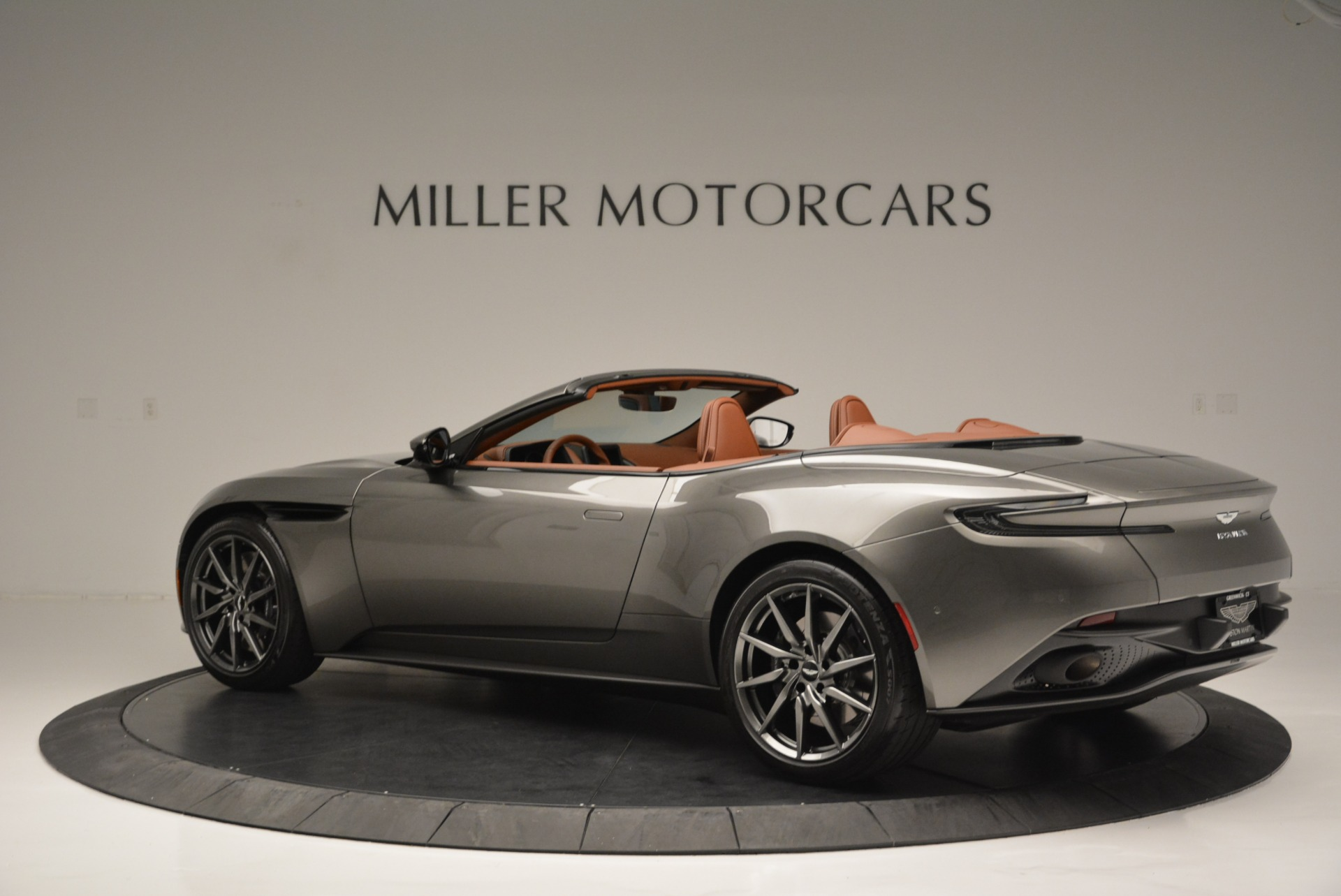 Used 2019 Aston Martin DB11 V8 Convertible For Sale In Greenwich, CT 2779_p4