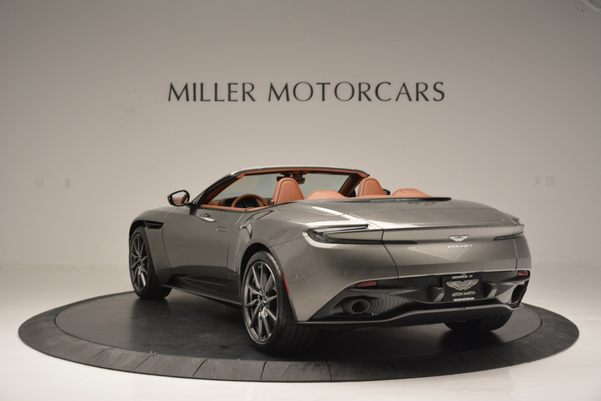 Used 2019 Aston Martin DB11 V8 Convertible For Sale In Greenwich, CT 2779_p5