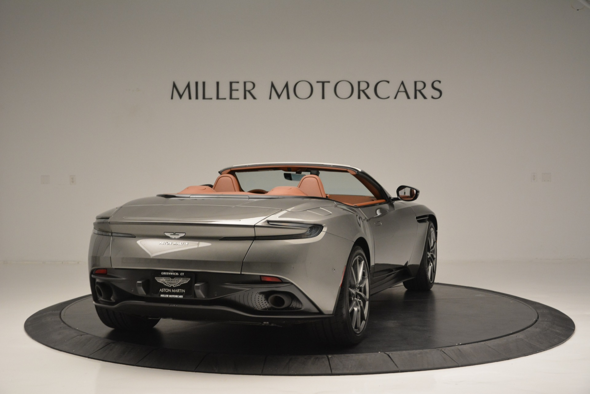 Used 2019 Aston Martin DB11 V8 Convertible For Sale In Greenwich, CT 2779_p7