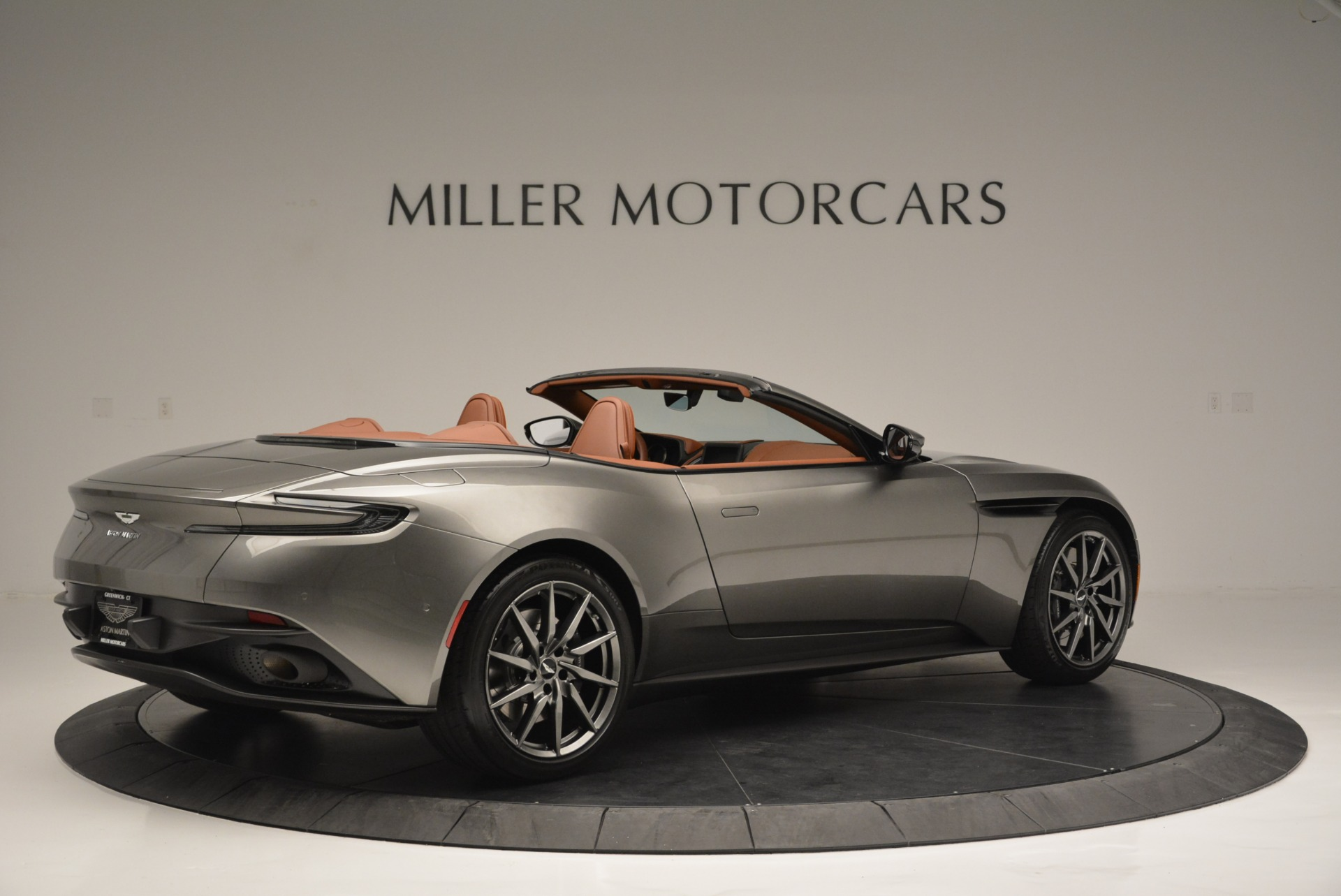 Used 2019 Aston Martin DB11 V8 Convertible For Sale In Greenwich, CT 2779_p8