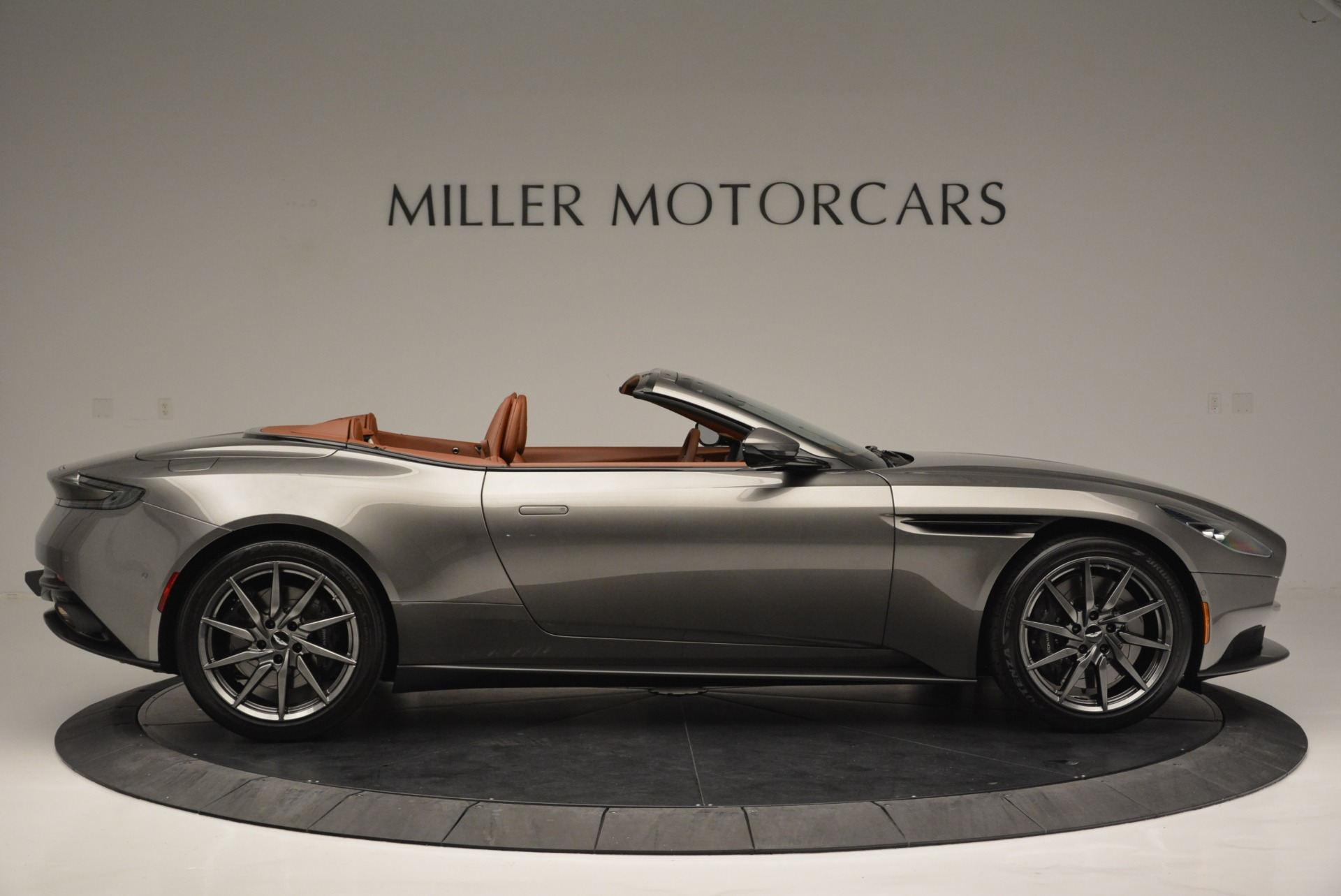 Used 2019 Aston Martin DB11 V8 Convertible For Sale In Greenwich, CT 2779_p9