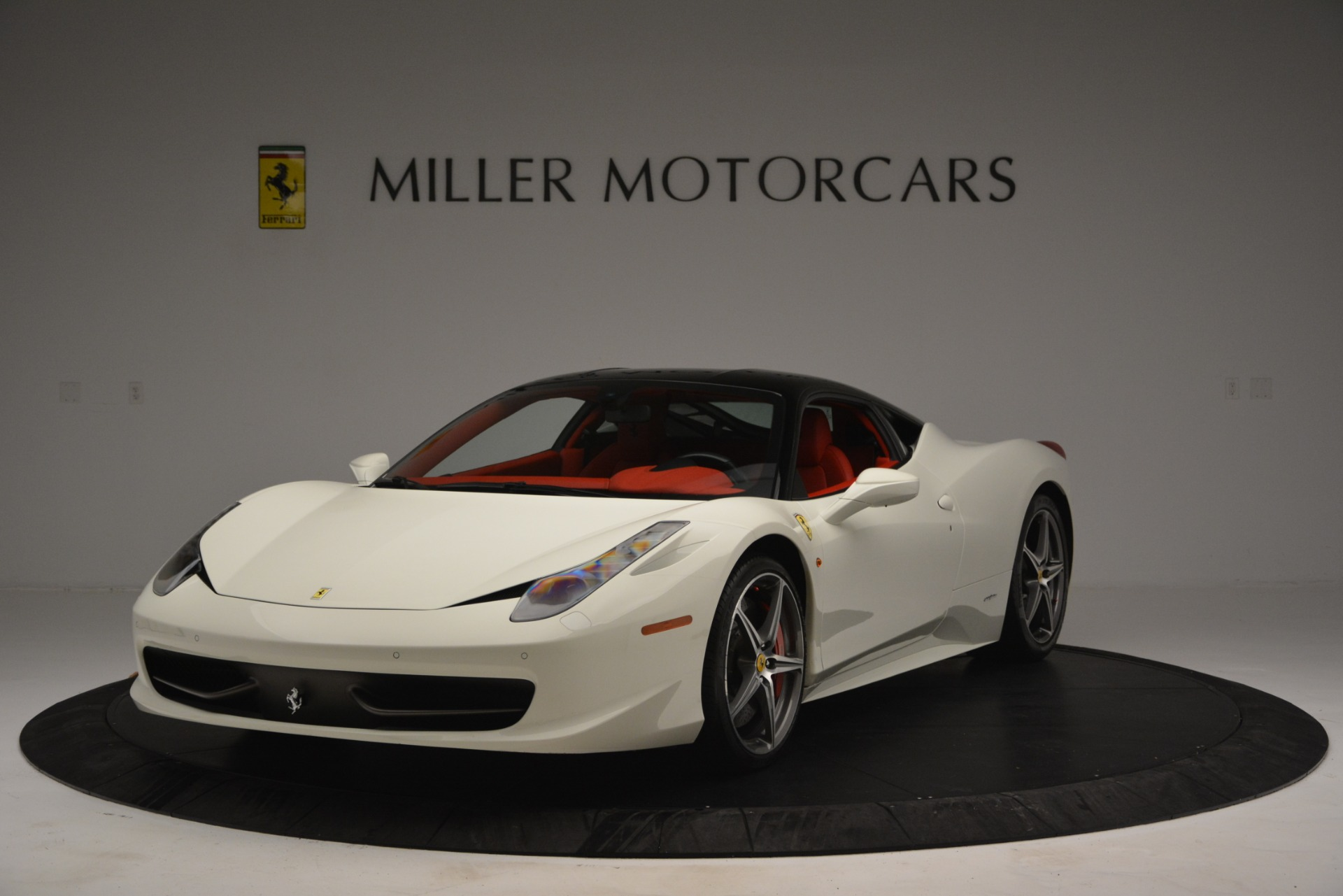 Used 2012 Ferrari 458 Italia  For Sale In Greenwich, CT 2781_main