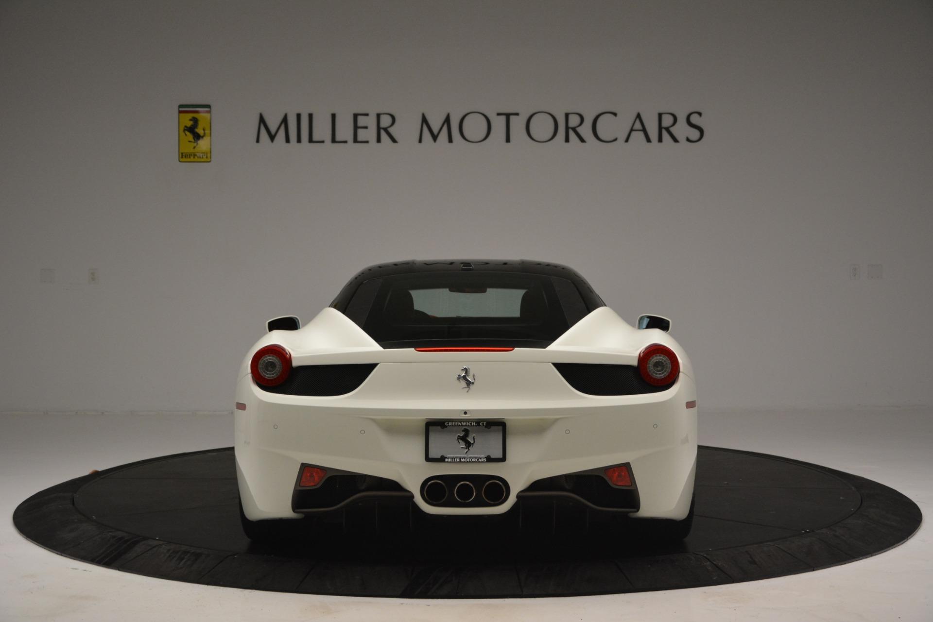 Used 2012 Ferrari 458 Italia  For Sale In Greenwich, CT 2781_p6