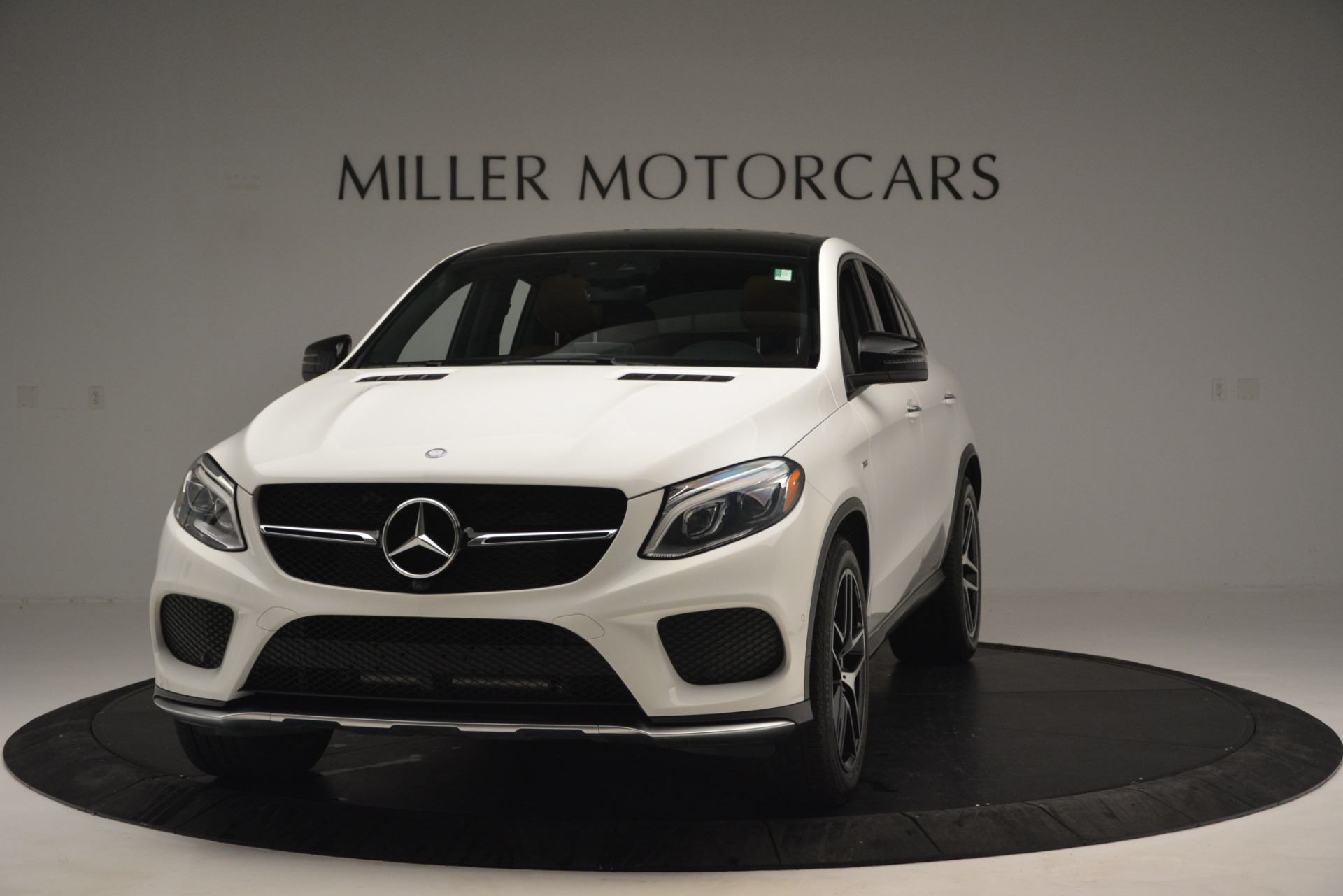Used 2016 Mercedes-Benz GLE 450 AMG Coupe 4MATIC For Sale In Greenwich, CT 2787_main