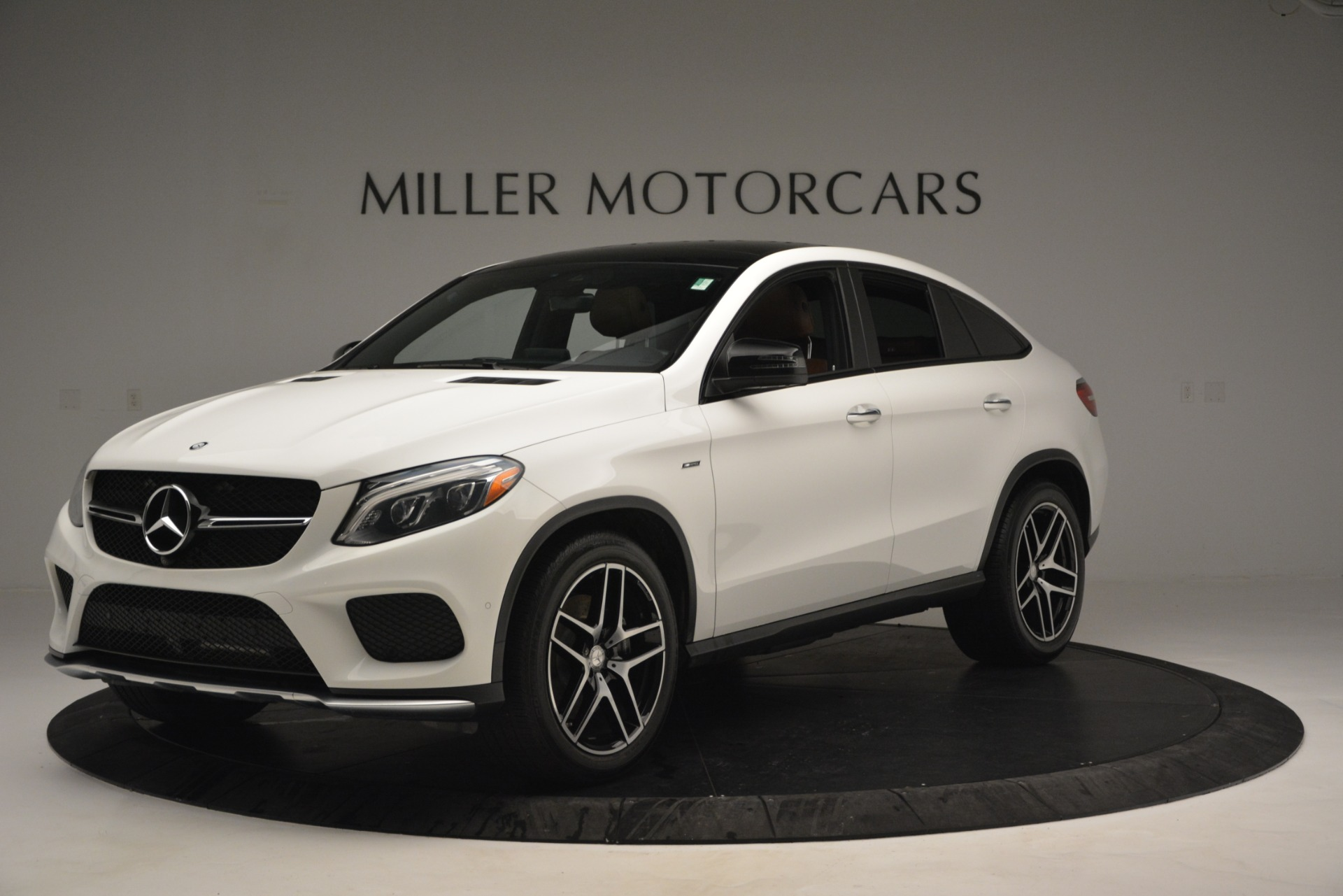 used 2016 mercedes benz gle 450 amg coupe 4matic for sale. Black Bedroom Furniture Sets. Home Design Ideas