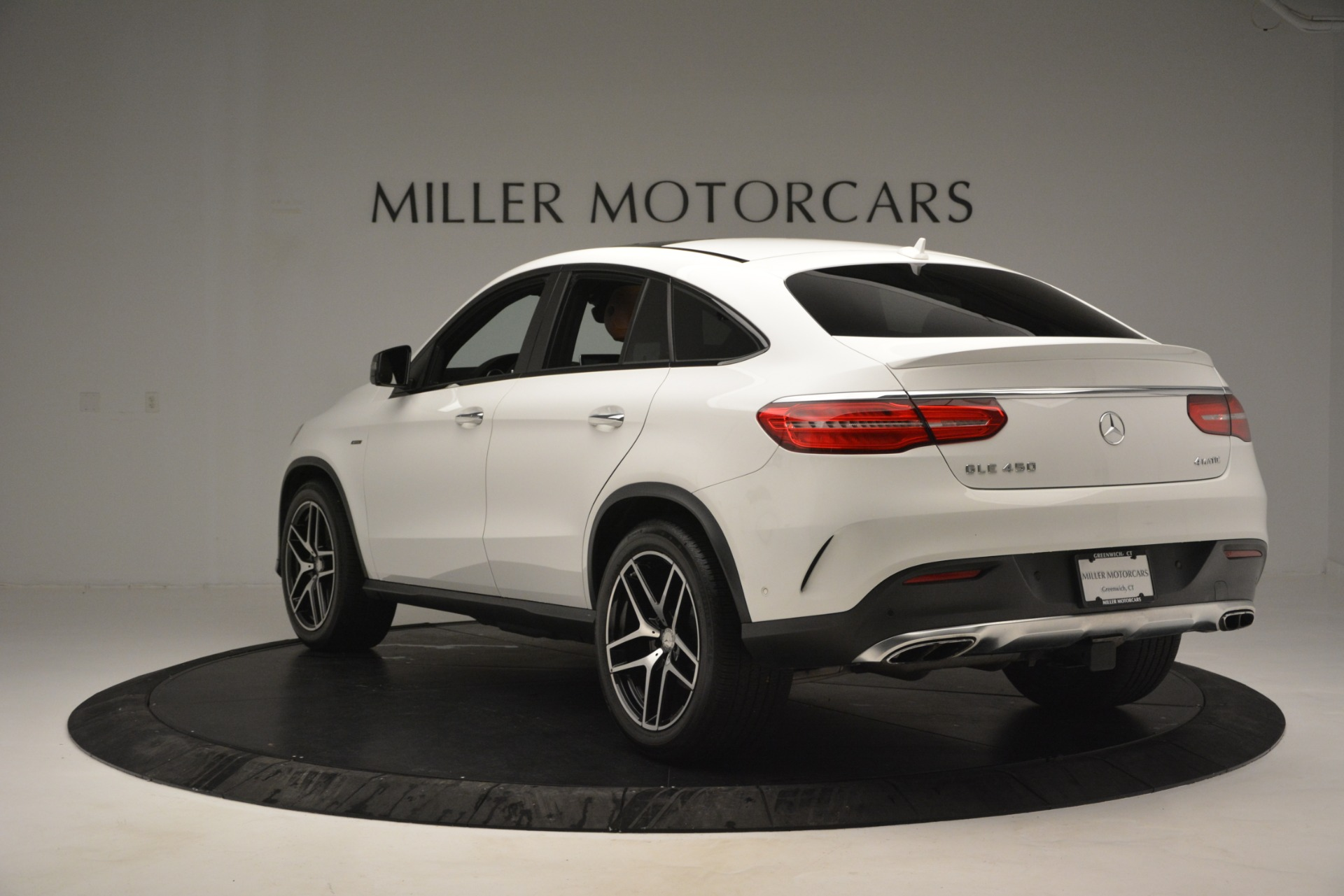 Used 2016 Mercedes-Benz GLE 450 AMG Coupe 4MATIC For Sale In Greenwich, CT 2787_p5