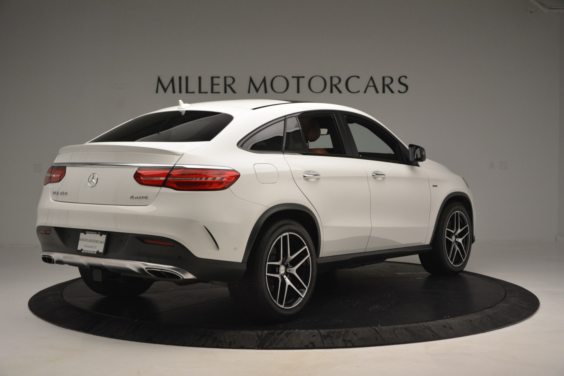 Used 2016 Mercedes-Benz GLE 450 AMG Coupe 4MATIC For Sale In Greenwich, CT 2787_p8