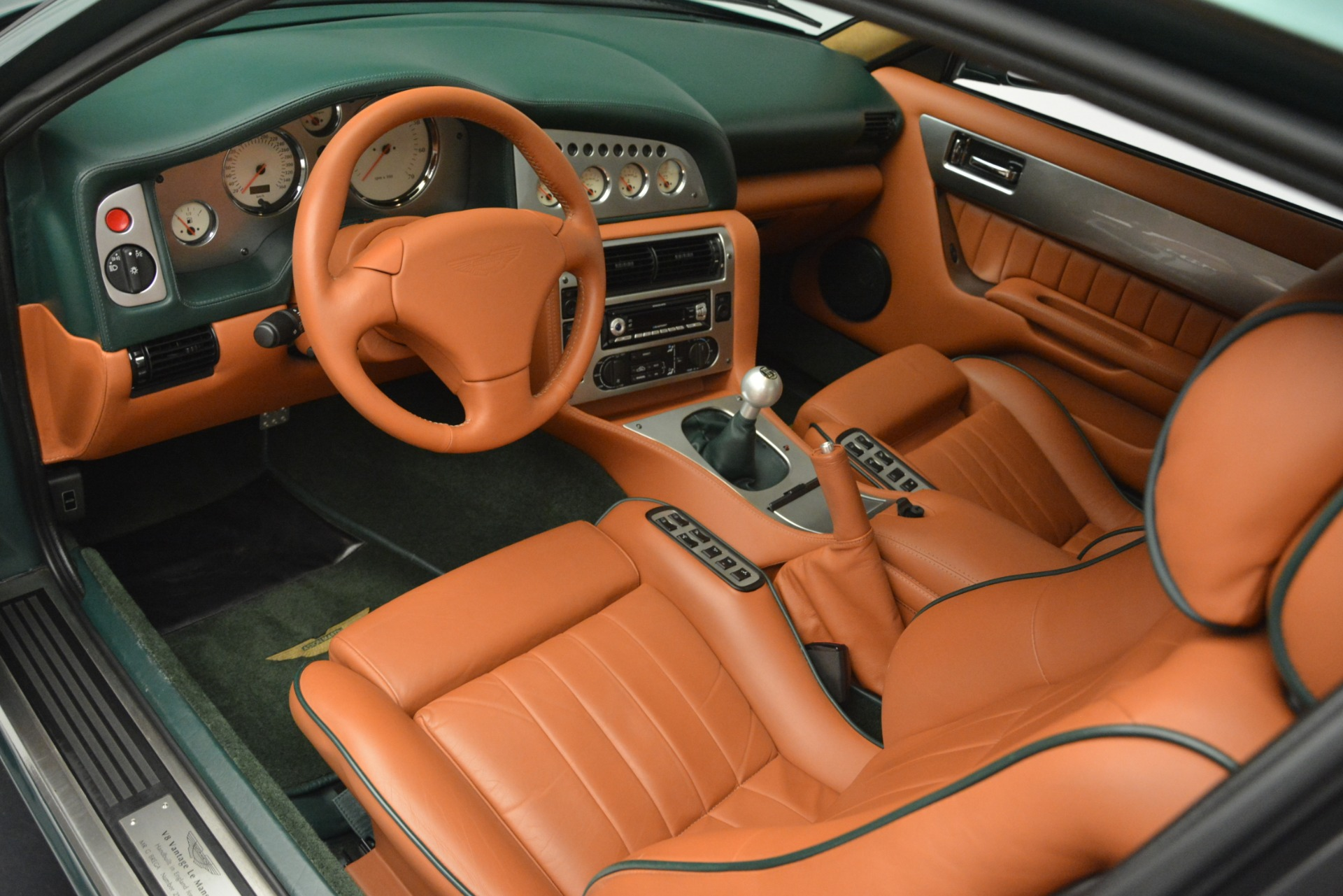 Used 1999 Aston Martin V8 Vantage Le Mans V600 Coupe For Sale In Greenwich, CT 2789_p15