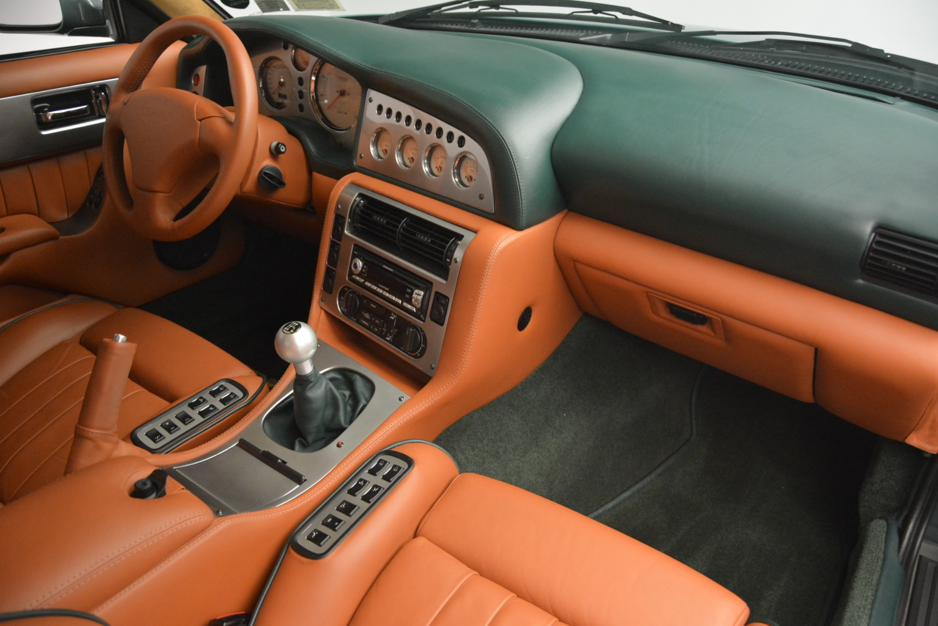 Used 1999 Aston Martin V8 Vantage Le Mans V600 Coupe For Sale In Greenwich, CT 2789_p28