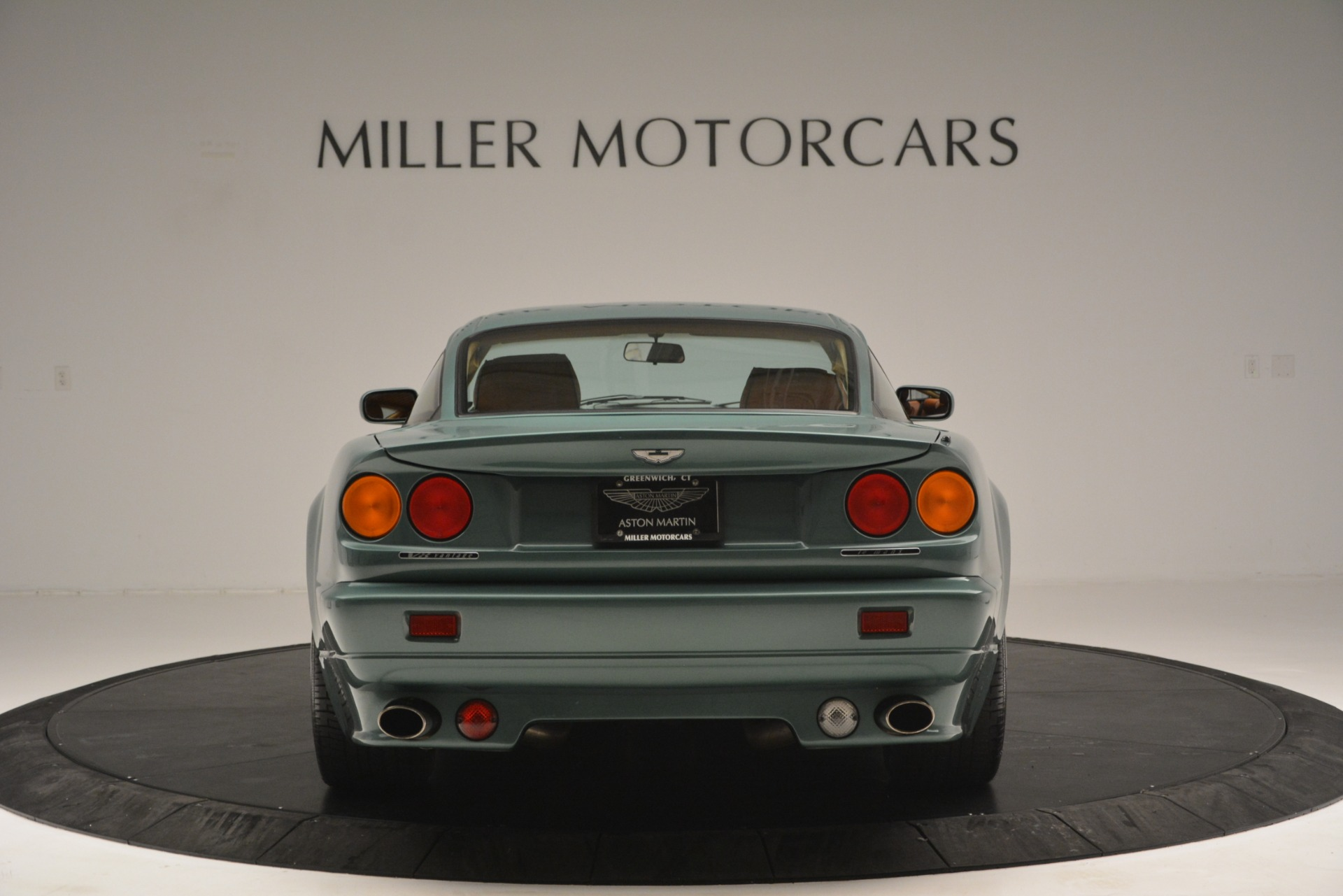 Used 1999 Aston Martin V8 Vantage Le Mans V600 Coupe For Sale In Greenwich, CT 2789_p7