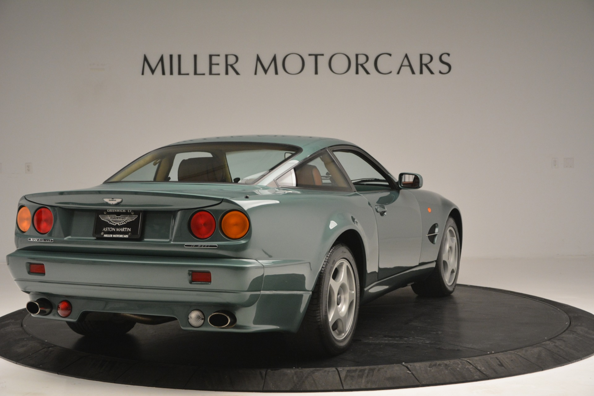 Used 1999 Aston Martin V8 Vantage Le Mans V600 Coupe For Sale In Greenwich, CT 2789_p8
