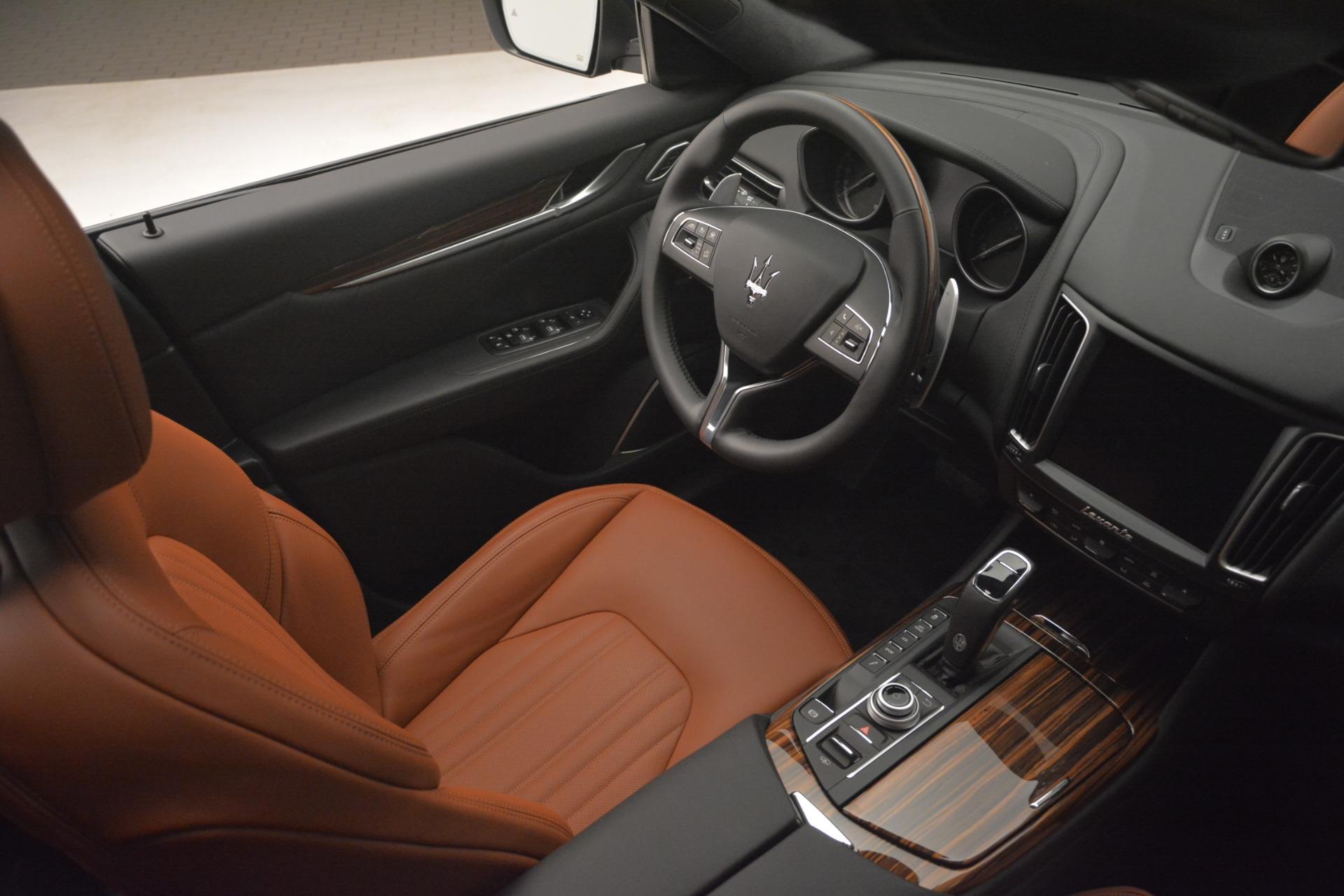 New 2019 Maserati Levante S Q4 GranLusso For Sale In Greenwich, CT 2791_p20