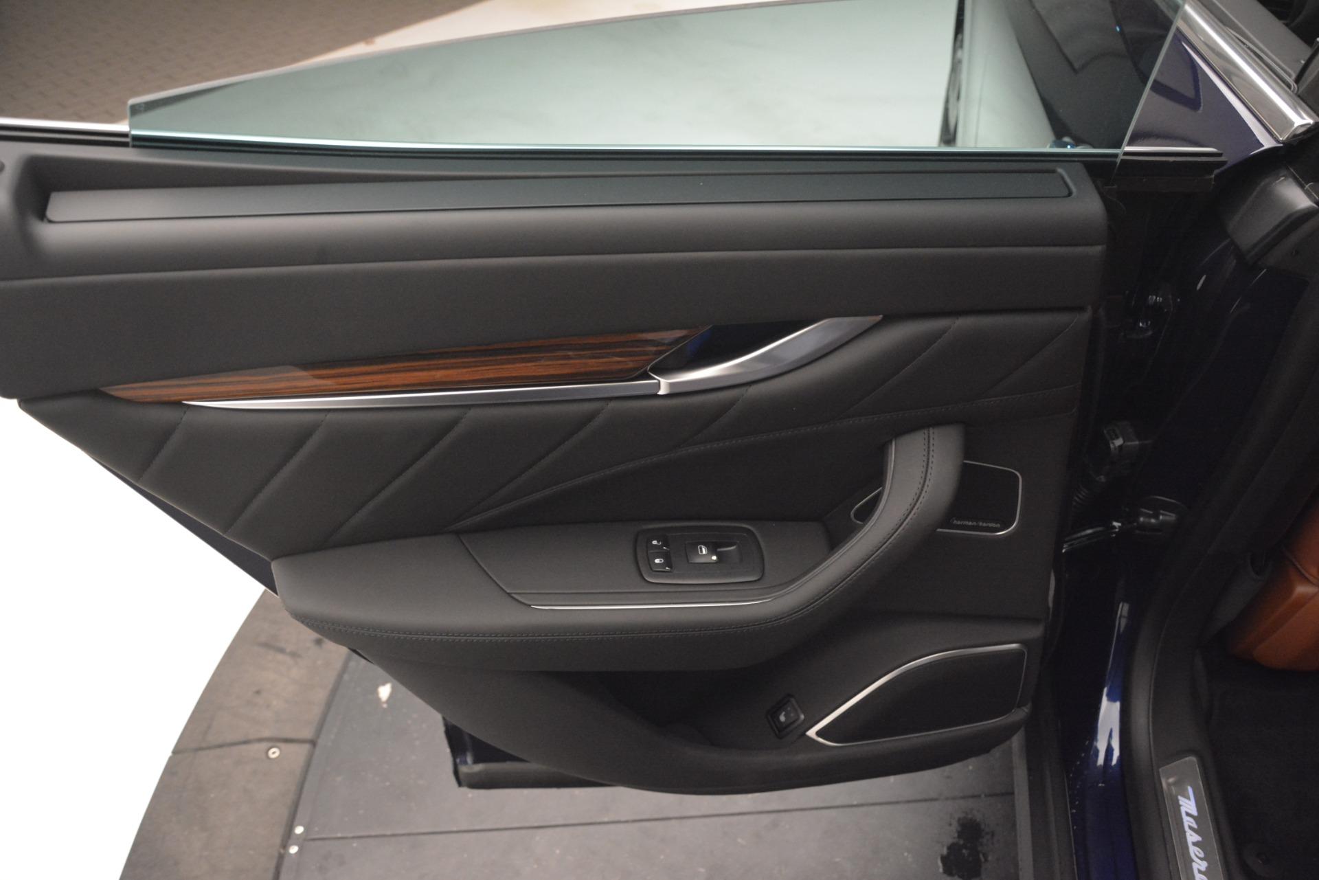 New 2019 Maserati Levante S Q4 GranLusso For Sale In Greenwich, CT 2791_p23