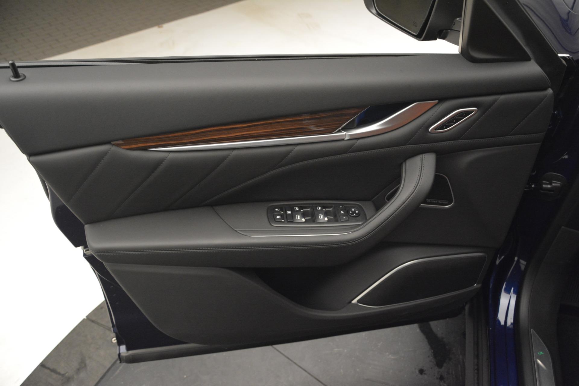 New 2019 Maserati Levante S Q4 GranLusso For Sale In Greenwich, CT 2791_p24