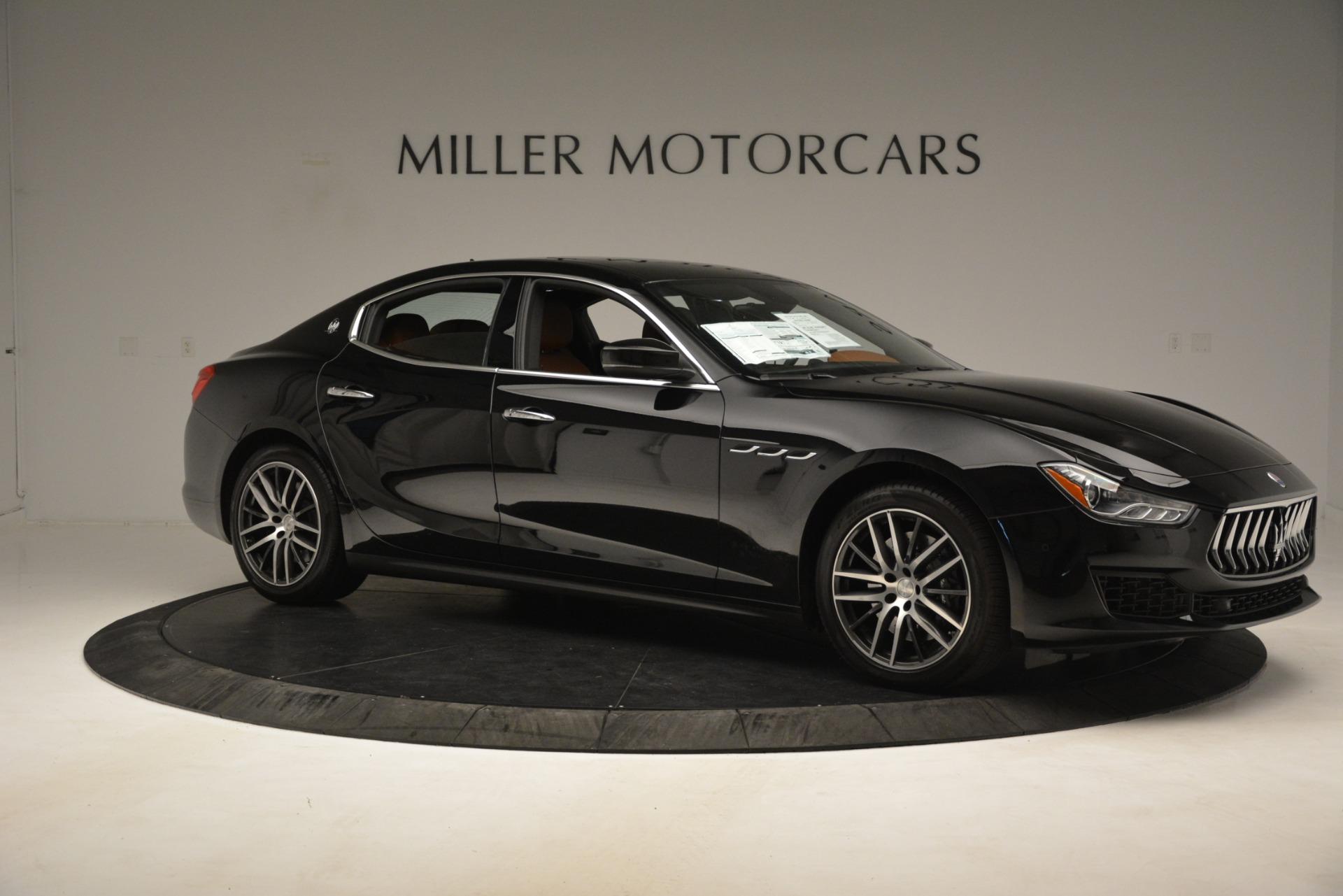 New 2019 Maserati Ghibli S Q4 For Sale In Greenwich, CT 2792_p10