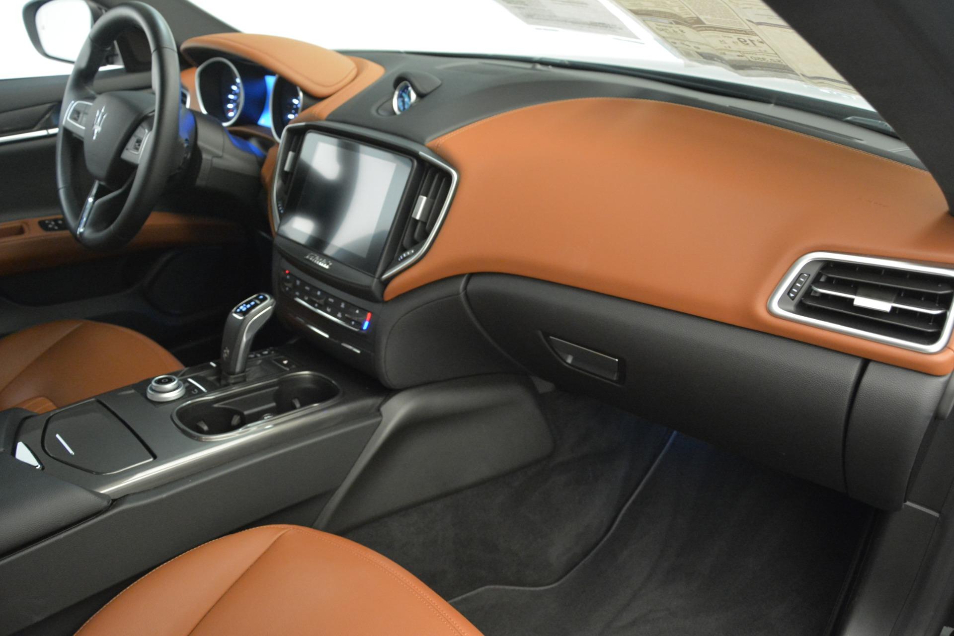 New 2019 Maserati Ghibli S Q4 For Sale In Greenwich, CT 2793_p22