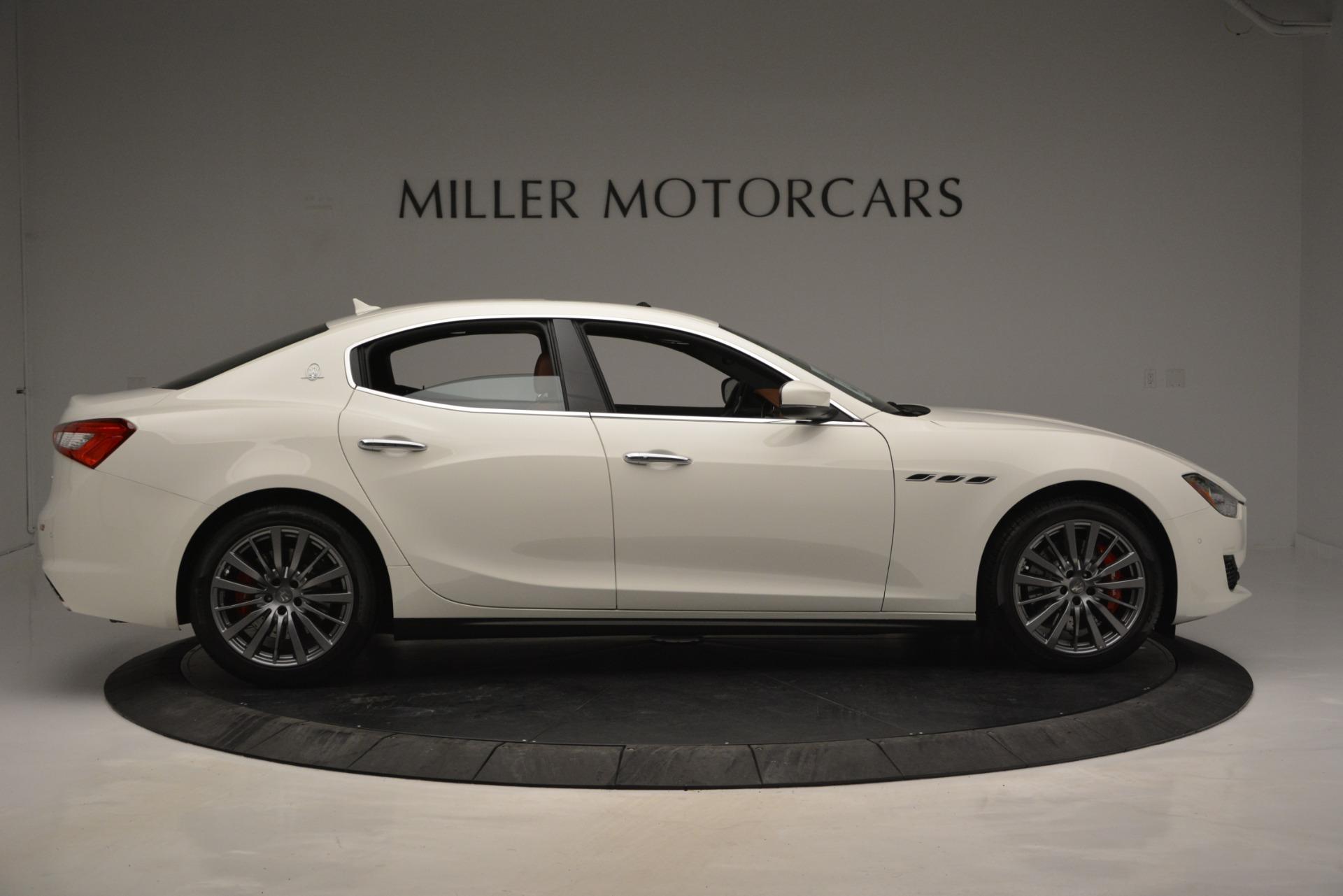 New 2019 Maserati Ghibli S Q4 For Sale In Greenwich, CT 2795_p12