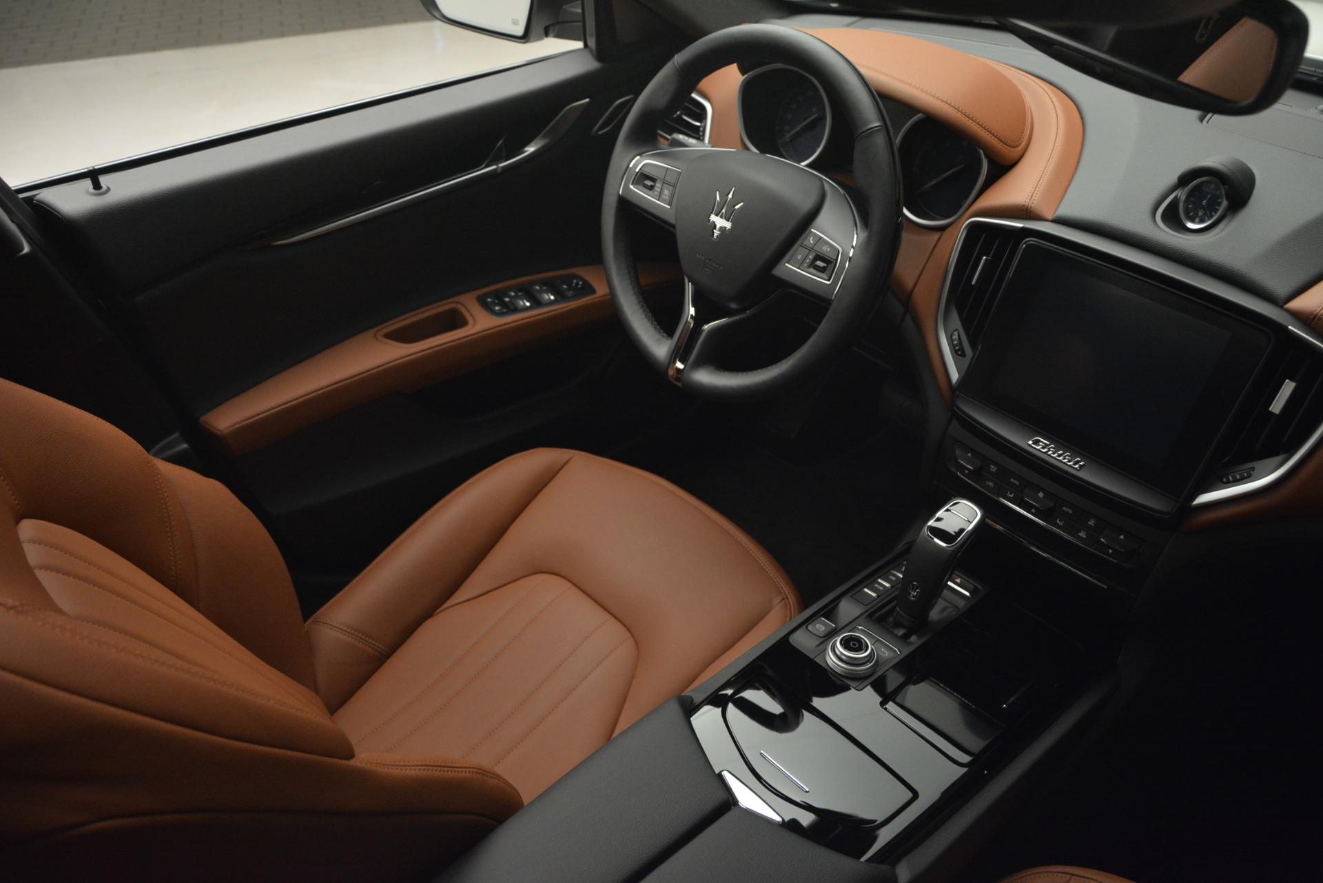 New 2019 Maserati Ghibli S Q4 For Sale In Greenwich, CT 2795_p18