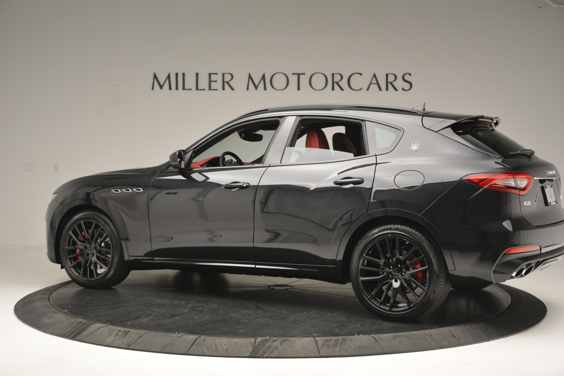 New 2019 Maserati Levante GTS For Sale In Greenwich, CT 2797_p4