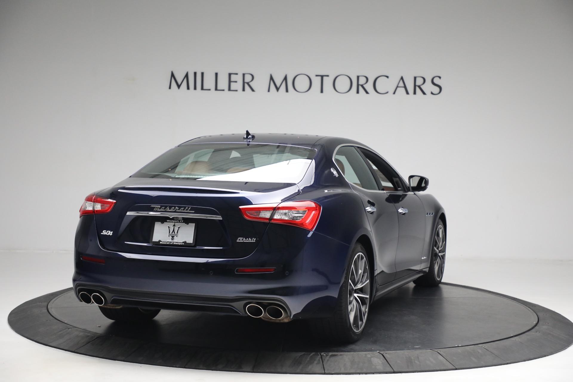 New 2019 Maserati Ghibli S Q4 GranLusso For Sale In Greenwich, CT 2798_p7