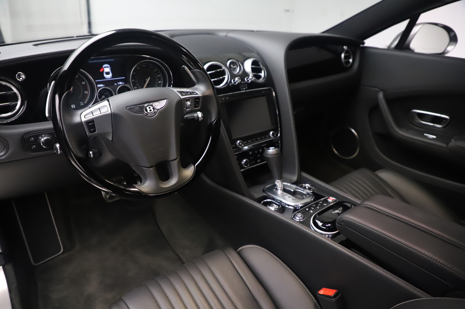 Used 2016 Bentley Continental GT W12 For Sale In Greenwich, CT 28_p13