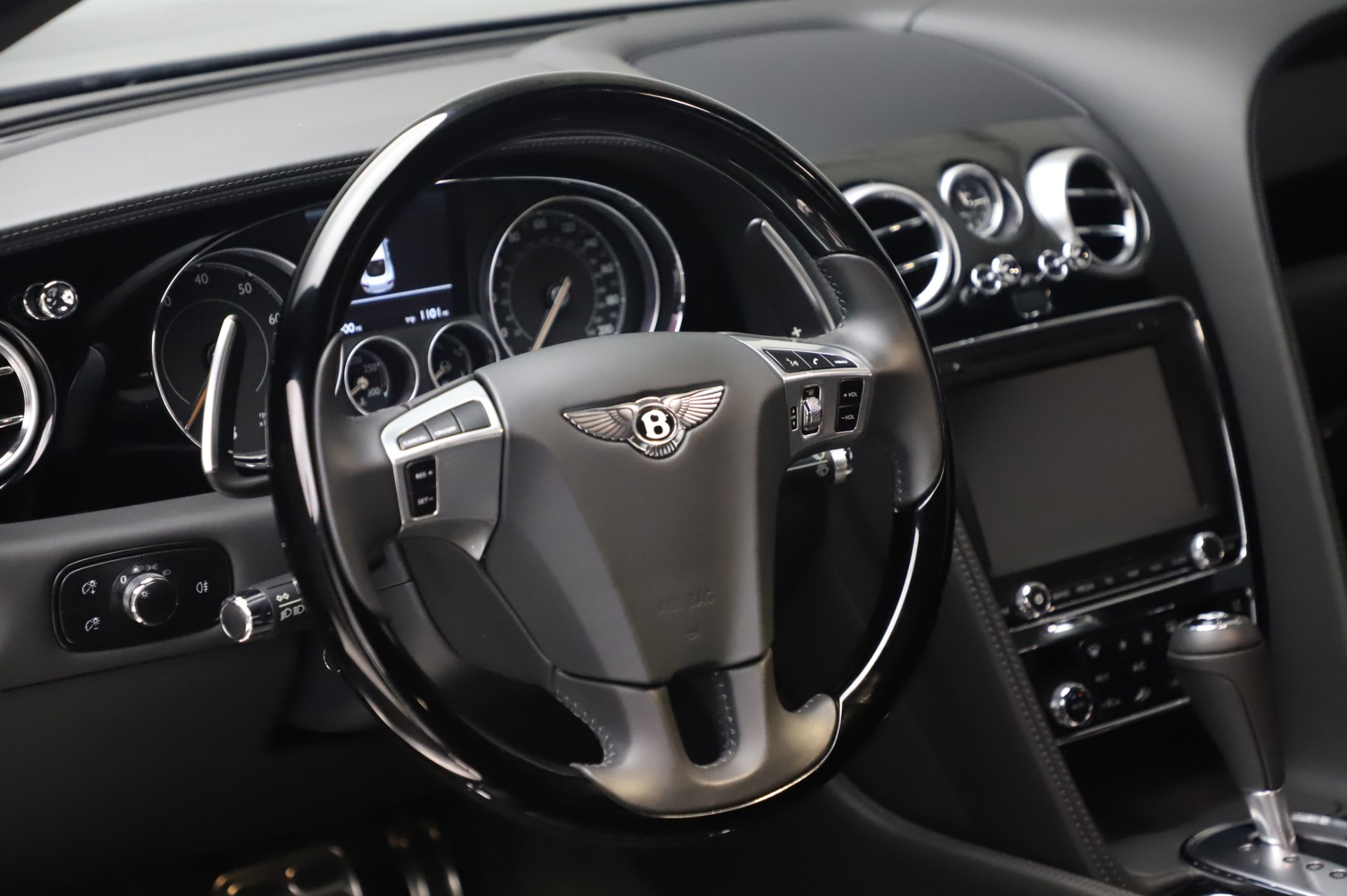 Used 2016 Bentley Continental GT W12 For Sale In Greenwich, CT 28_p22