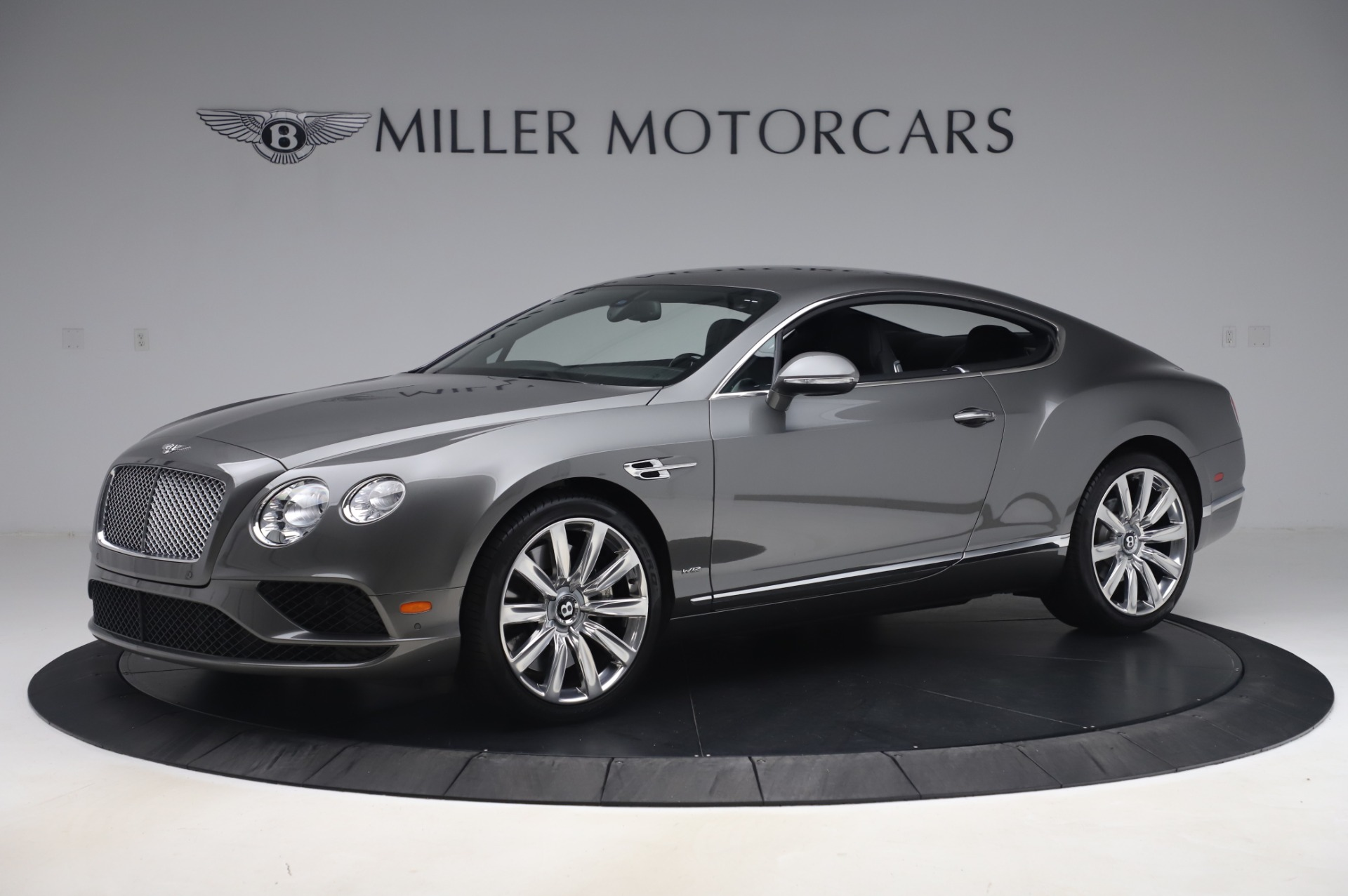 Used 2016 Bentley Continental GT W12 For Sale In Greenwich, CT 28_p2