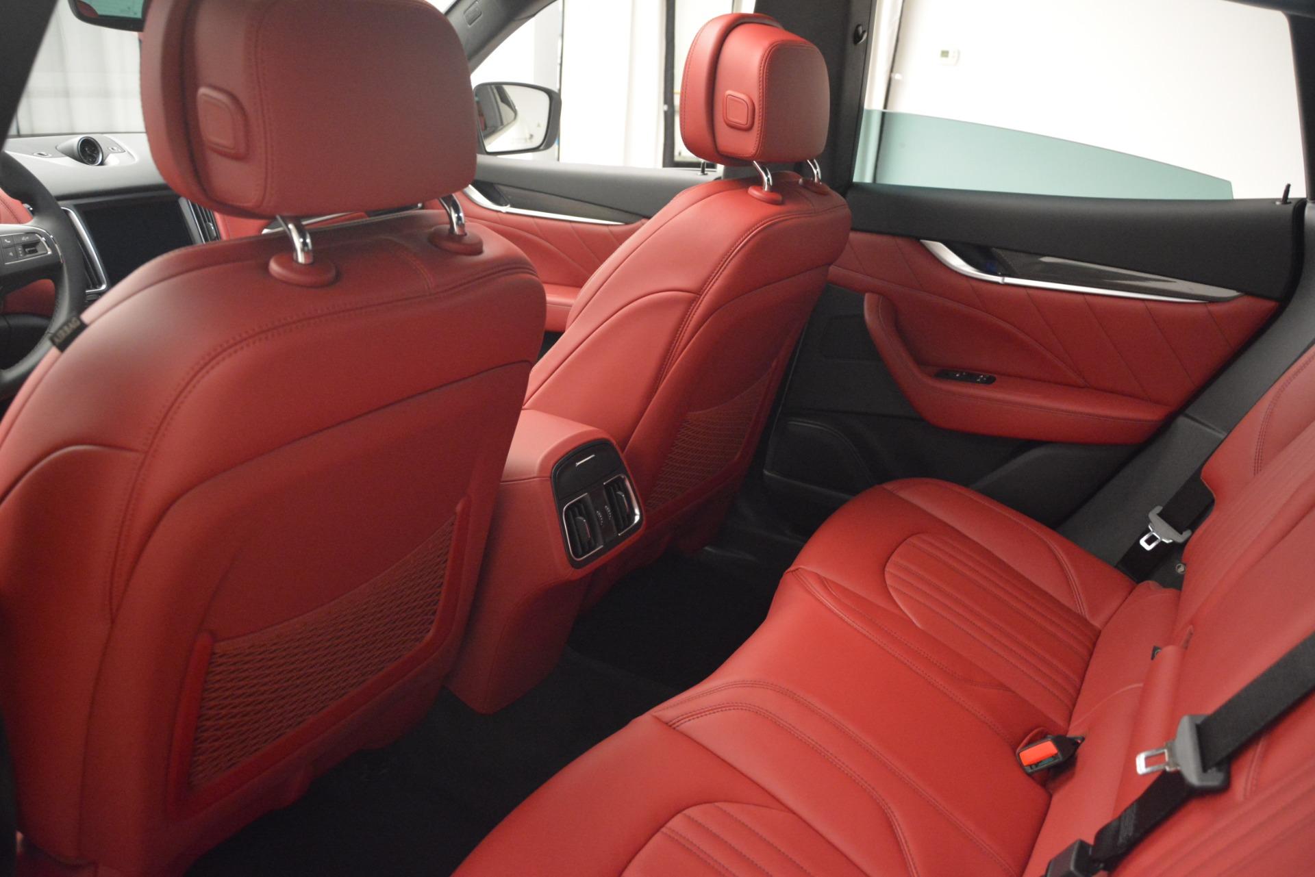 New 2019 Maserati Levante Q4 For Sale In Greenwich, CT 2802_p18