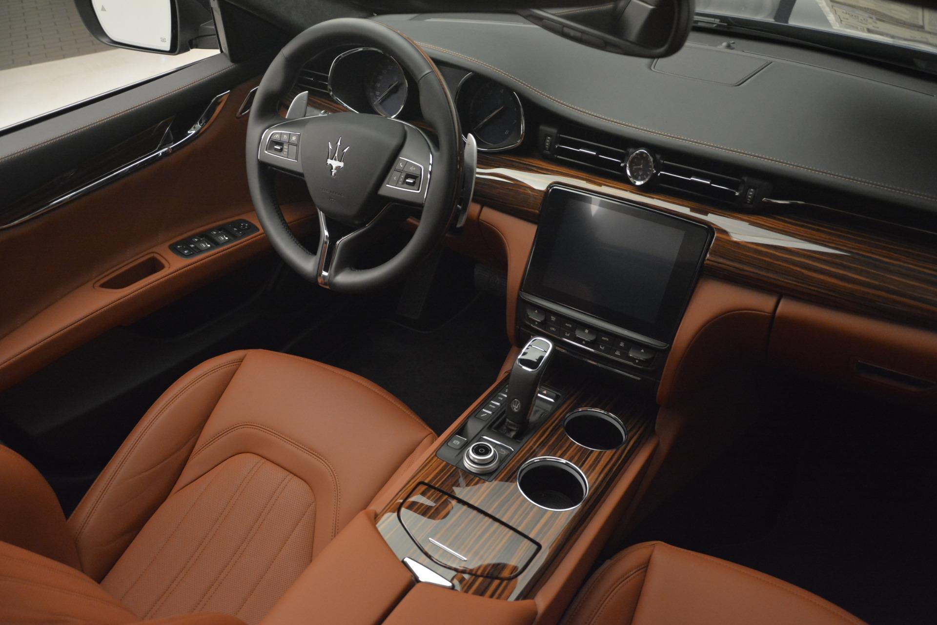 New 2019 Maserati Quattroporte S Q4 GranLusso For Sale In Greenwich, CT 2803_p16