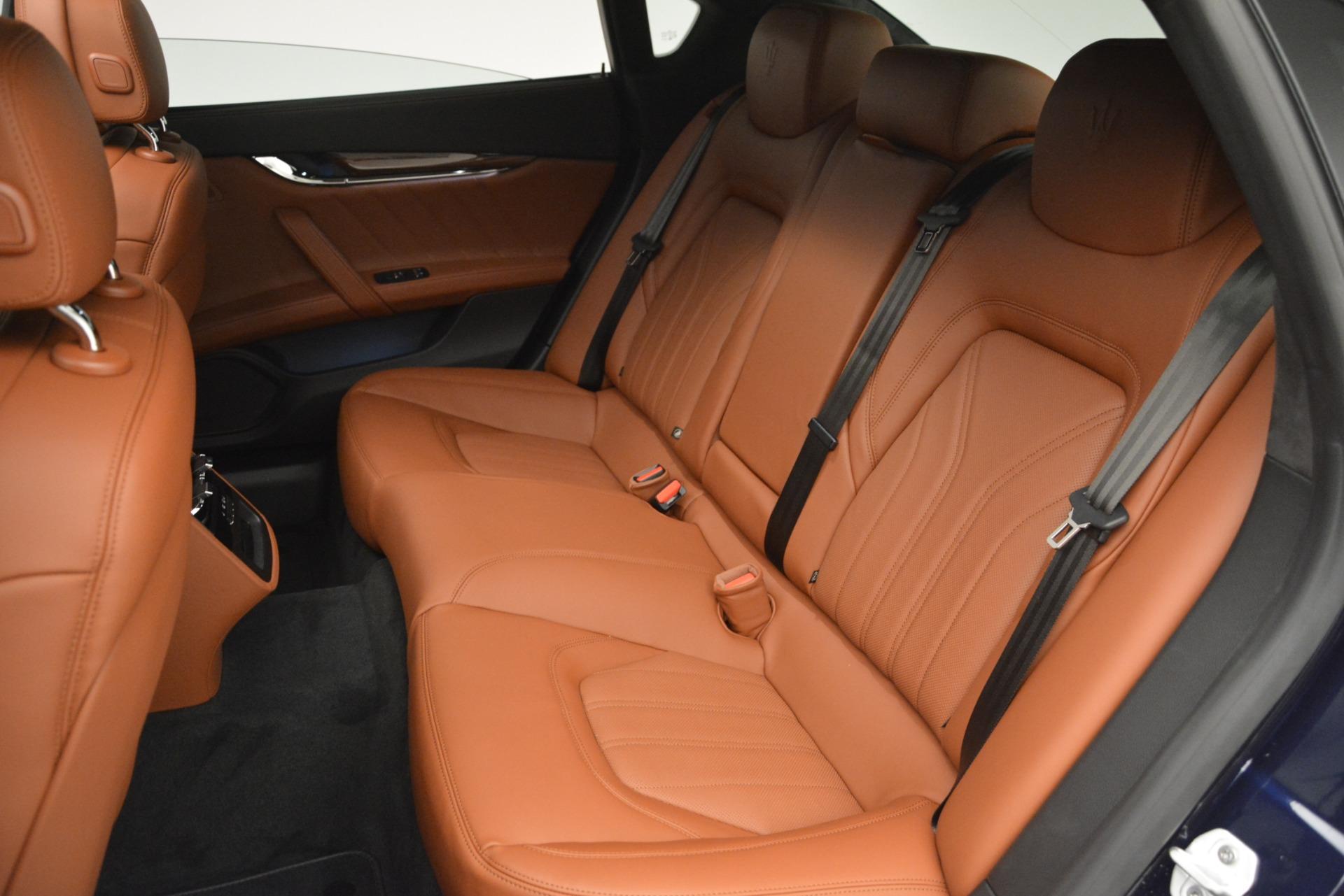 New 2019 Maserati Quattroporte S Q4 GranLusso For Sale In Greenwich, CT 2803_p18