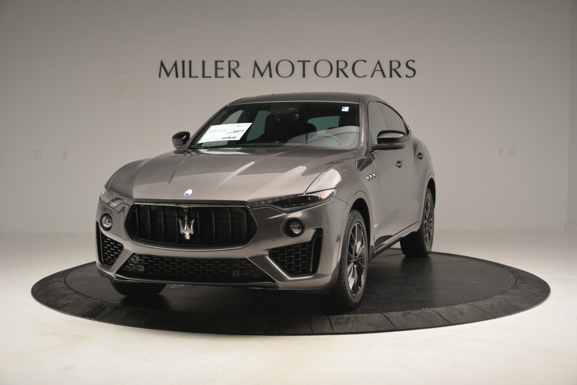 New 2019 Maserati Levante Q4 GranSport For Sale In Greenwich, CT 2806_main