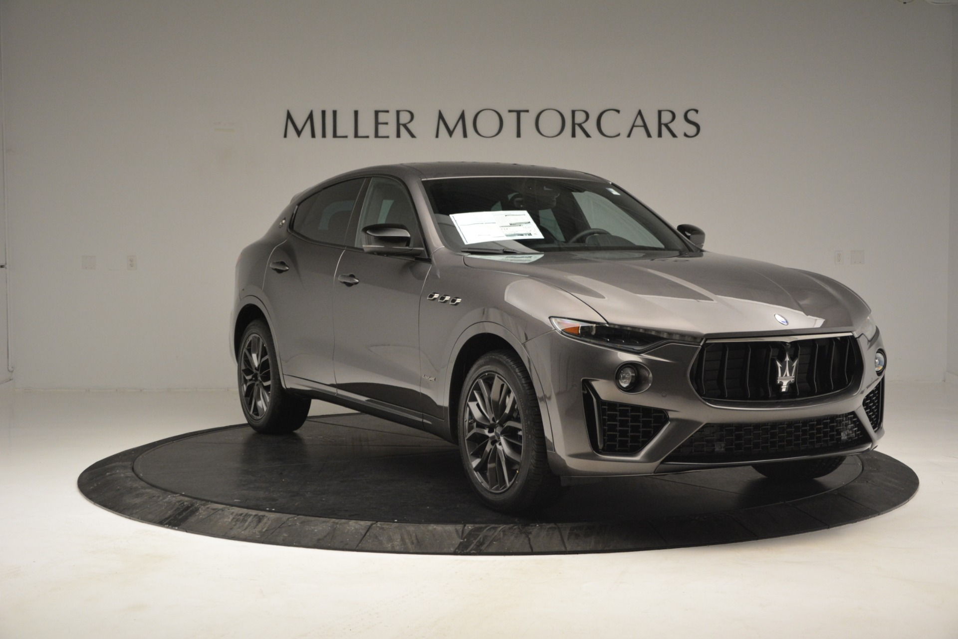 New 2019 Maserati Levante Q4 GranSport For Sale In Greenwich, CT 2806_p18