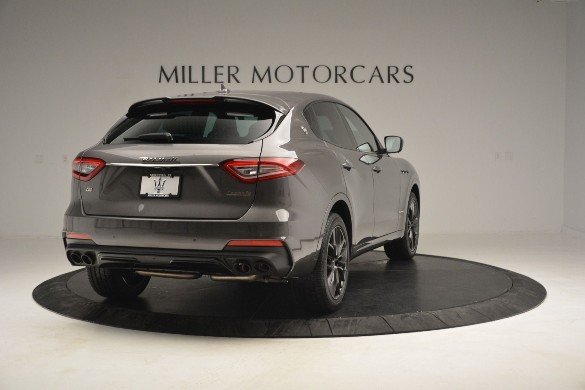 New 2019 Maserati Levante Q4 GranSport For Sale In Greenwich, CT 2807_p11