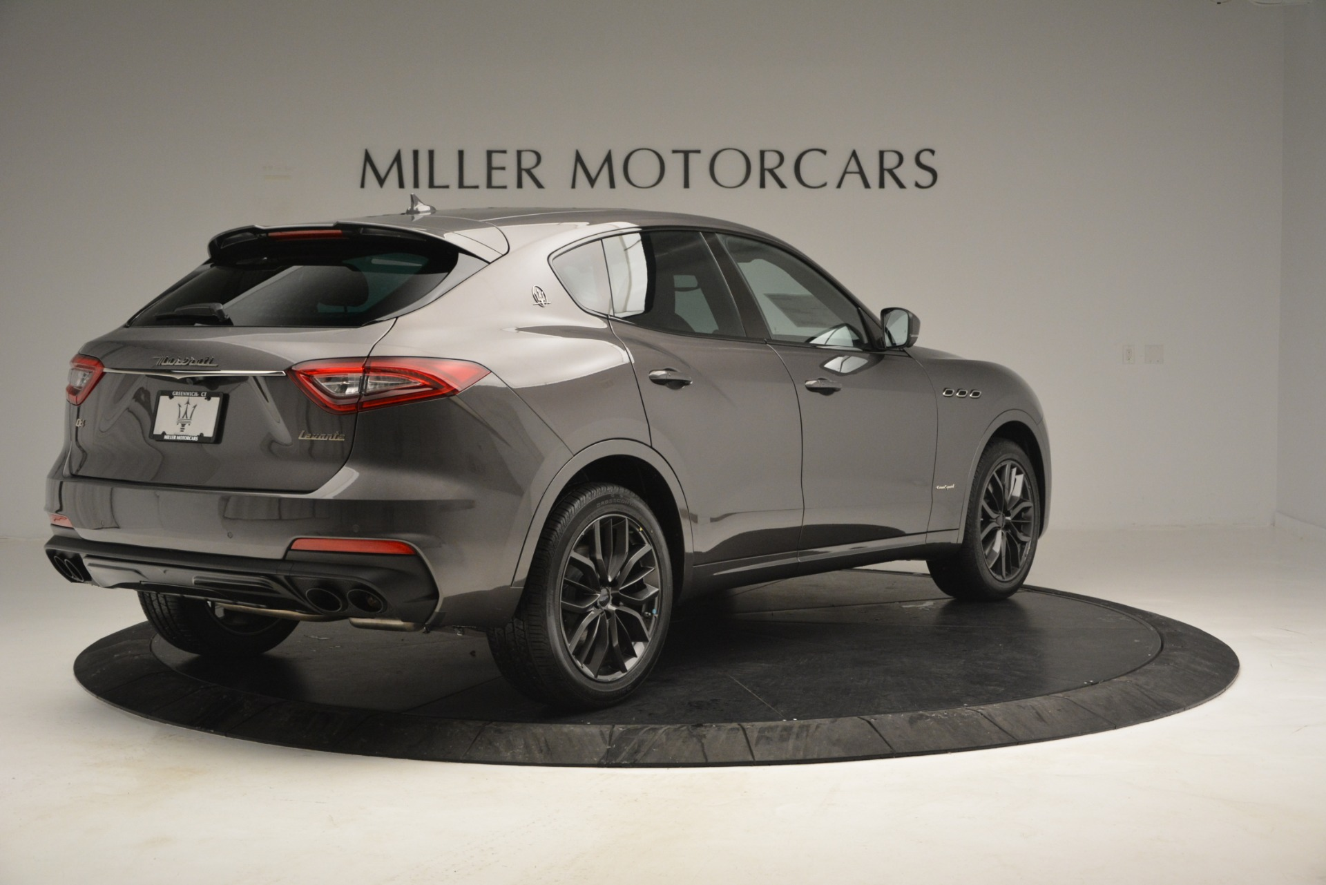 New 2019 Maserati Levante Q4 GranSport For Sale In Greenwich, CT 2807_p12
