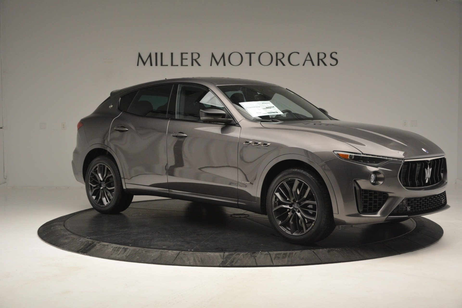 New 2019 Maserati Levante Q4 GranSport For Sale In Greenwich, CT 2807_p17