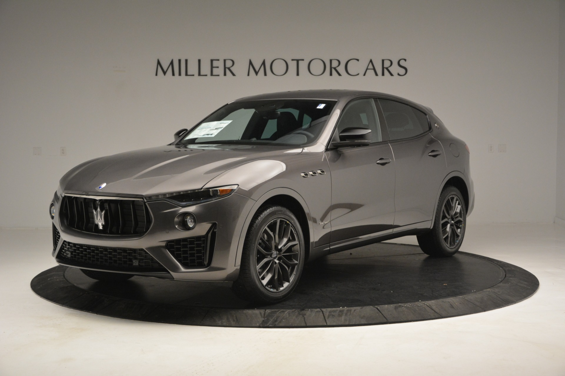 New 2019 Maserati Levante Q4 GranSport For Sale In Greenwich, CT 2807_p2